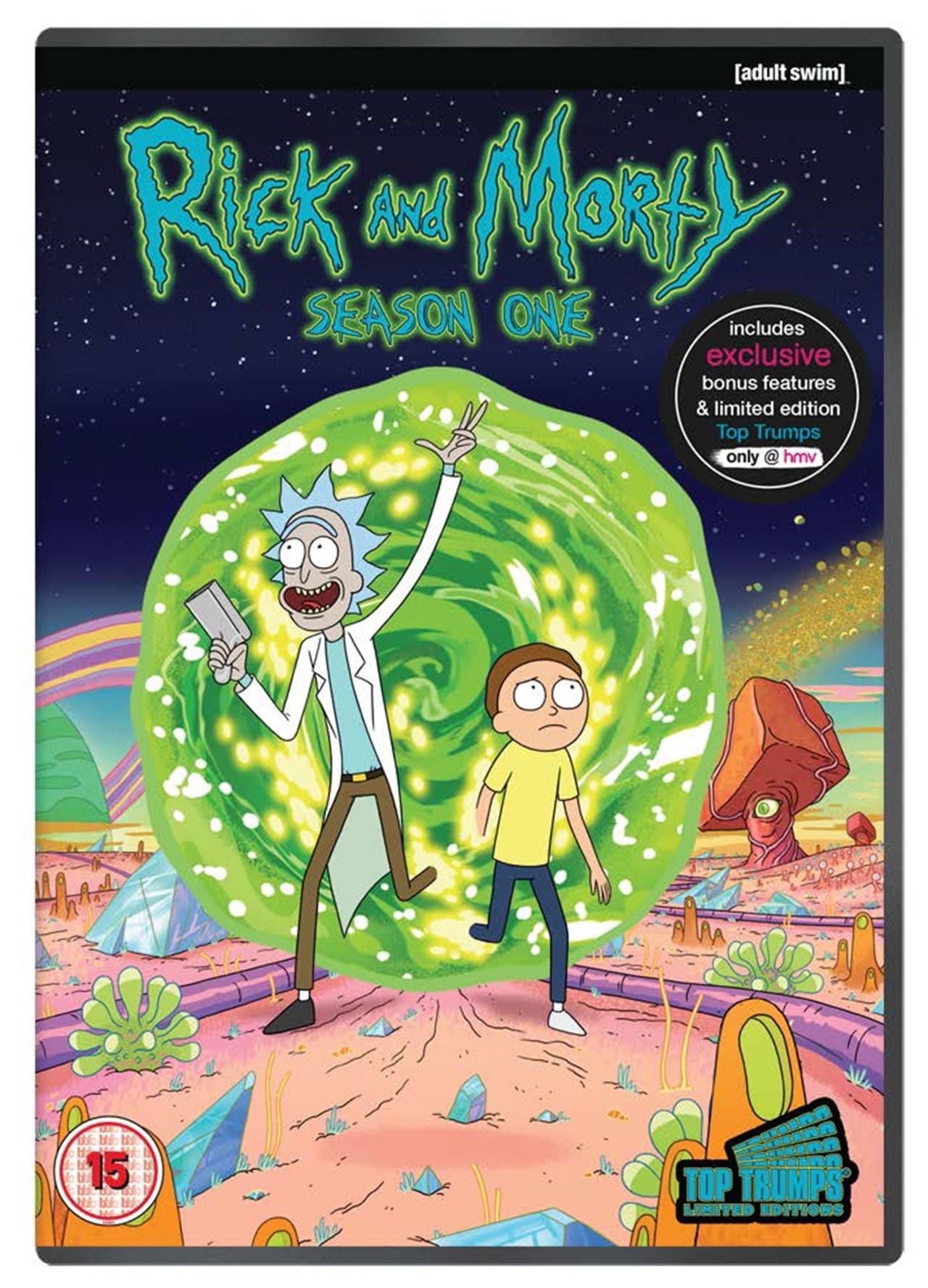Rick and Morty: Season 1 - 1