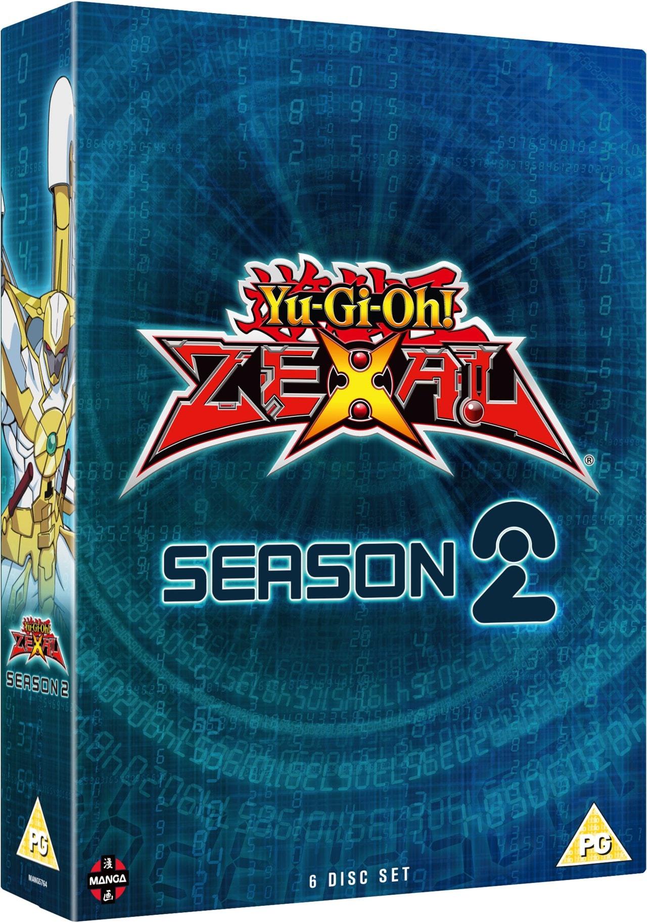 Yu-gi-oh! Zexal: Season 2 Complete Collection - 2