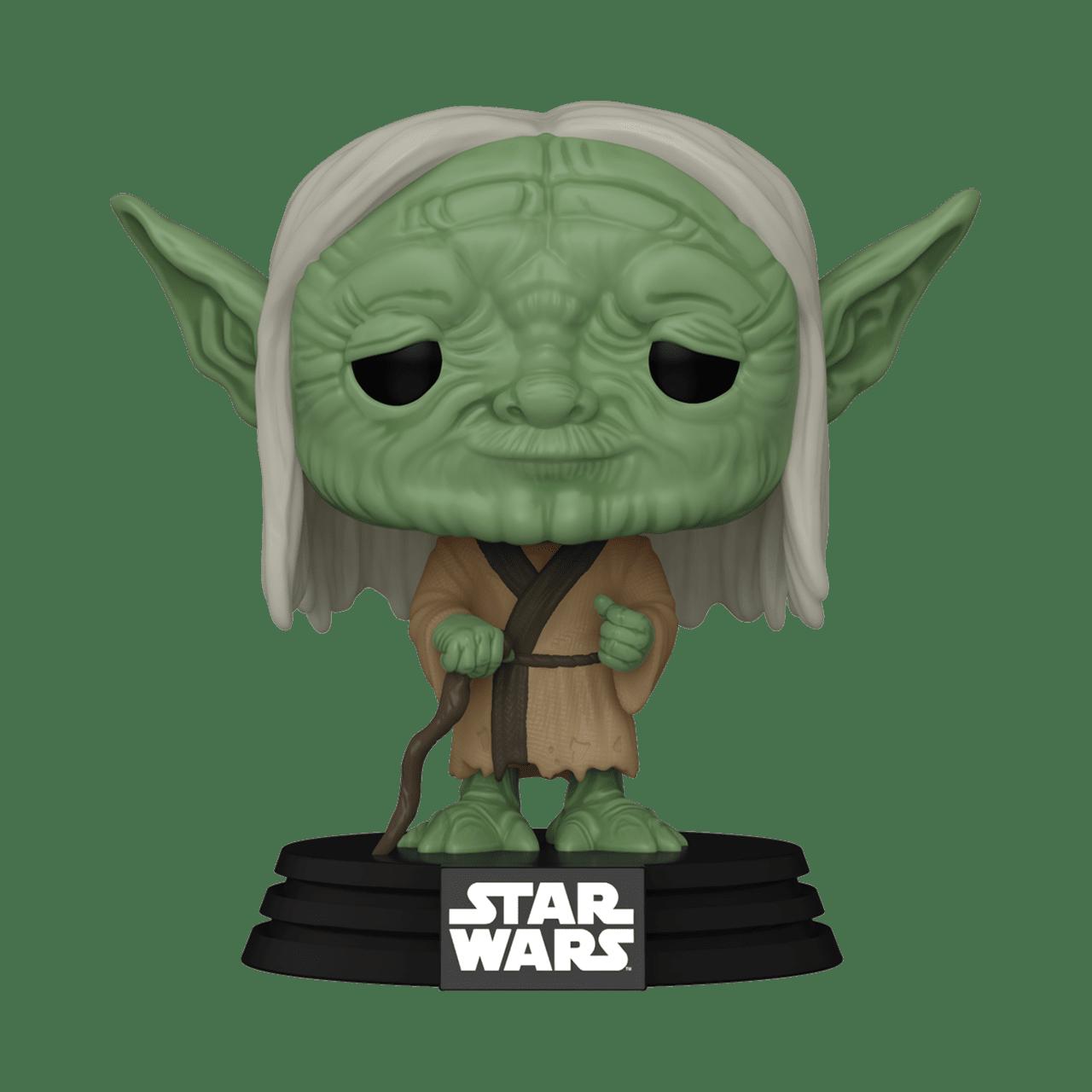 Star Wars Concept Series: Yoda (425) Pop Vinyl - 1