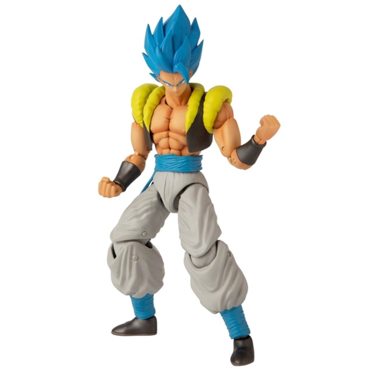 Blue Gogeta: Dragon Ball Stars Action Figure - 3