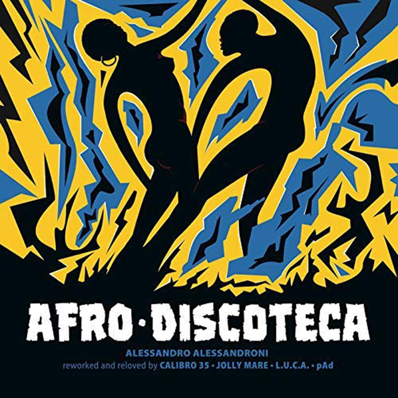 Afro Discoteca (Reworked and Reloved) - 1