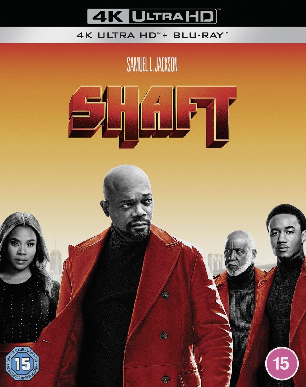 Shaft - 1
