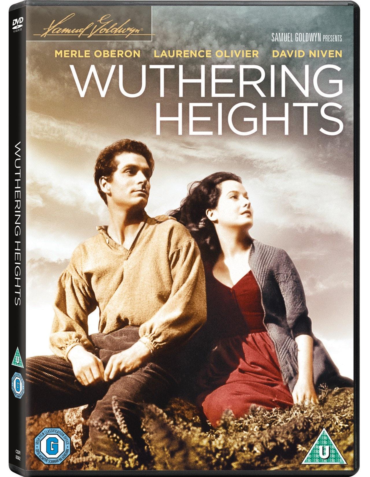 Wuthering Heights - Samuel Goldwyn Presents - 2