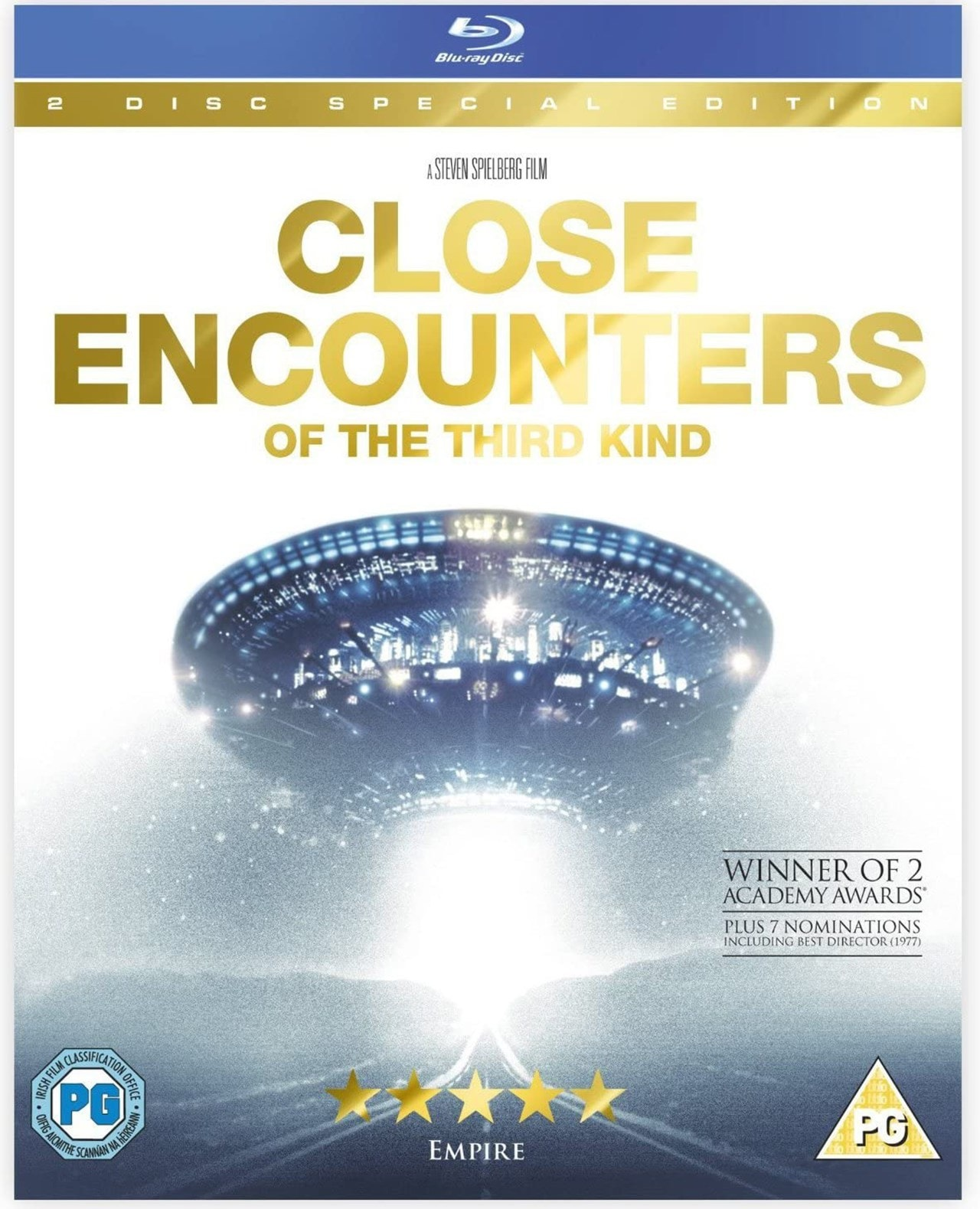 Close Encounters of the Third Kind: Director's Cut - 1