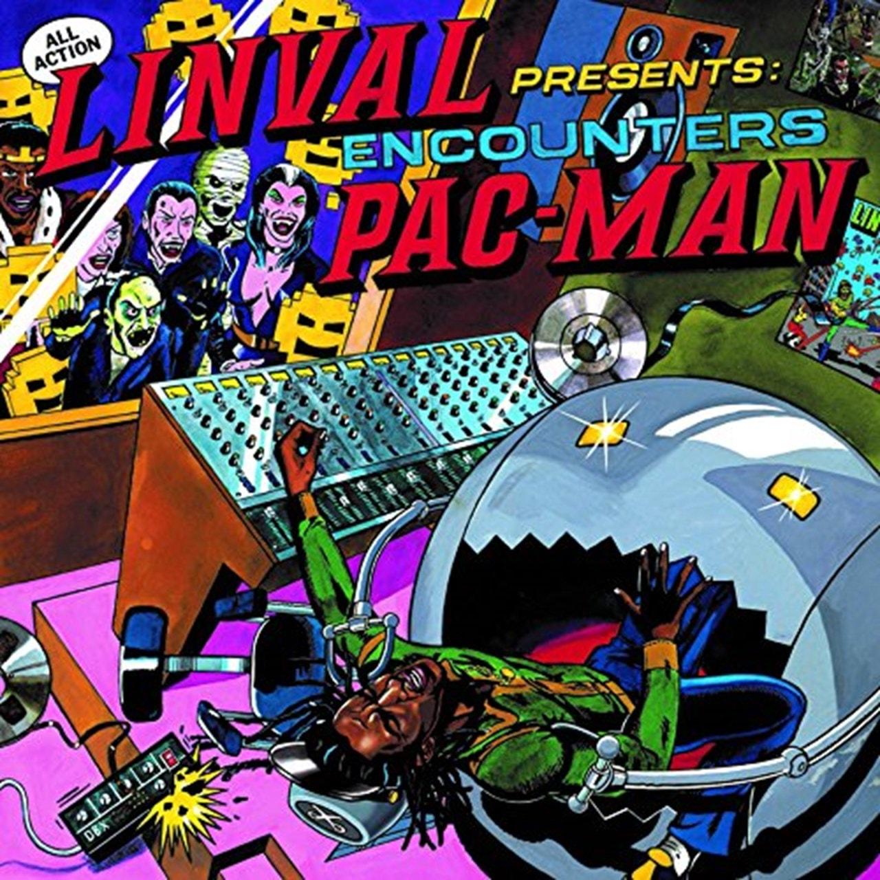 Encounters Pac-Man - 1