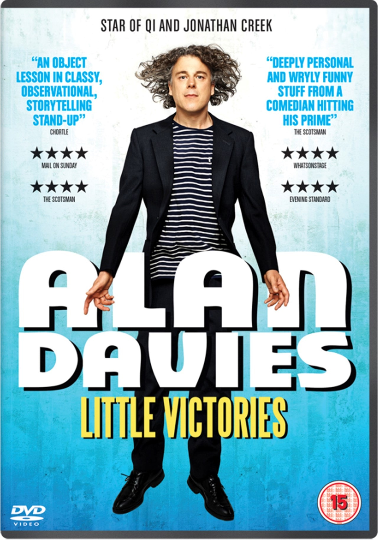 Alan Davies: Little Victories - 1