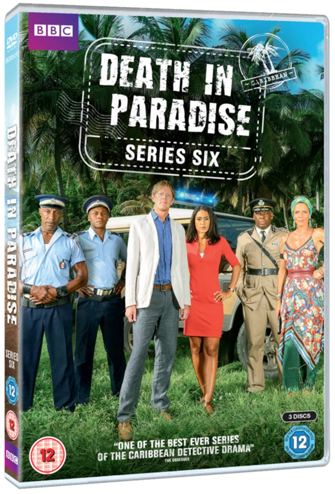 Death in Paradise: Series Six - 2