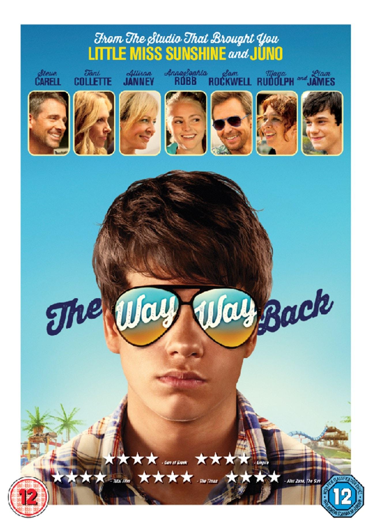 The Way, Way Back - 1