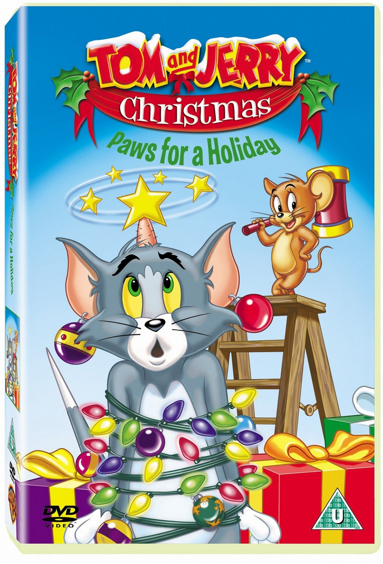Tom and Jerry's Christmas: Paws for a Holiday - 2