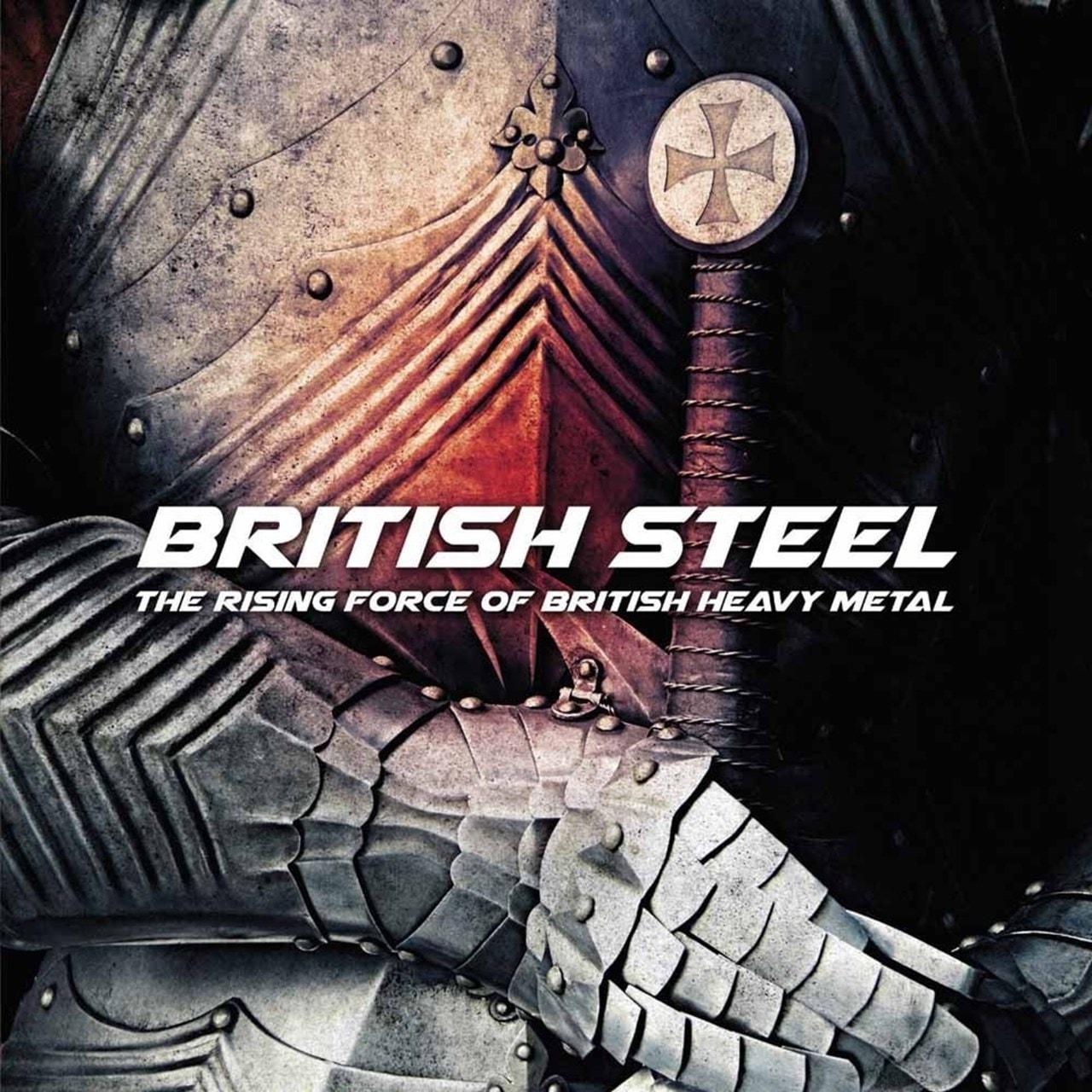 British Steel: The Rising Force of British Heavy Metal - 1