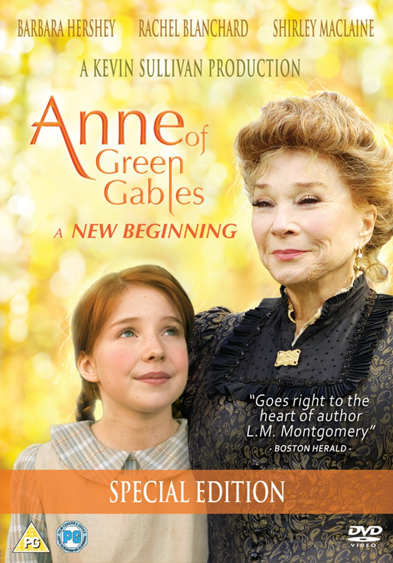 Anne of Green Gables: A New Beginning - 1