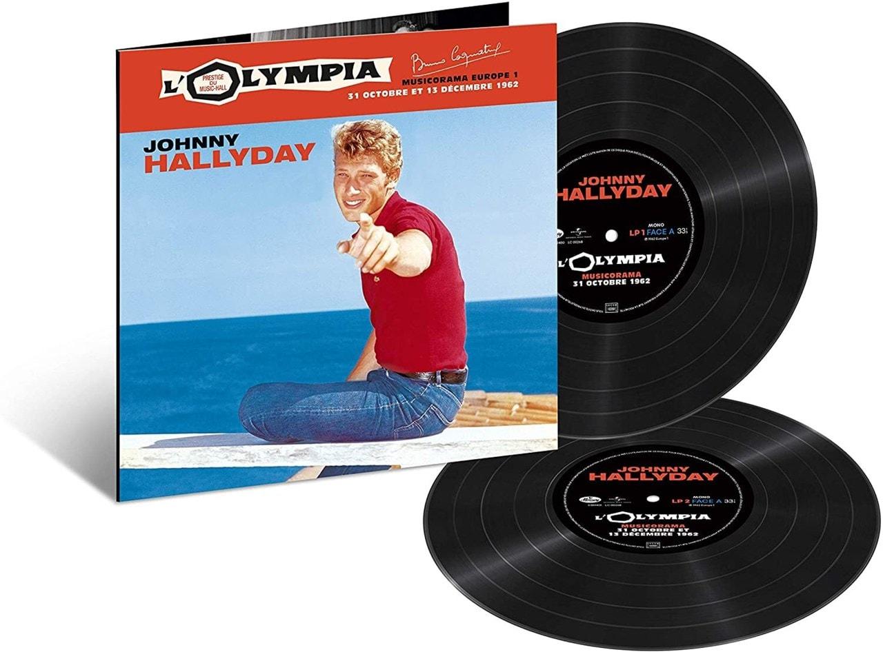 Musicorama Olympia 1962 - 1