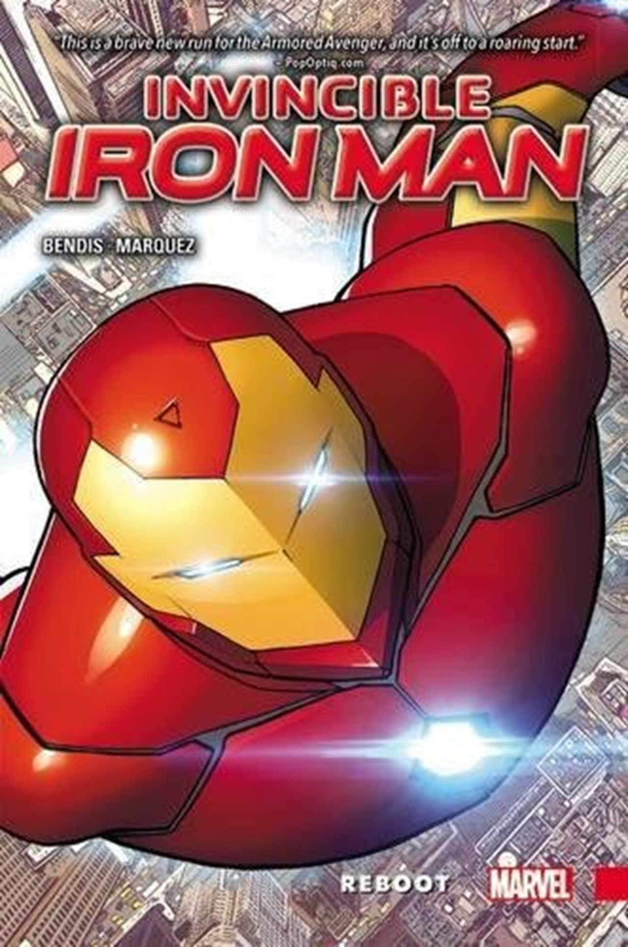 Invincible Iron Man Vol. 1: Reboot - 1