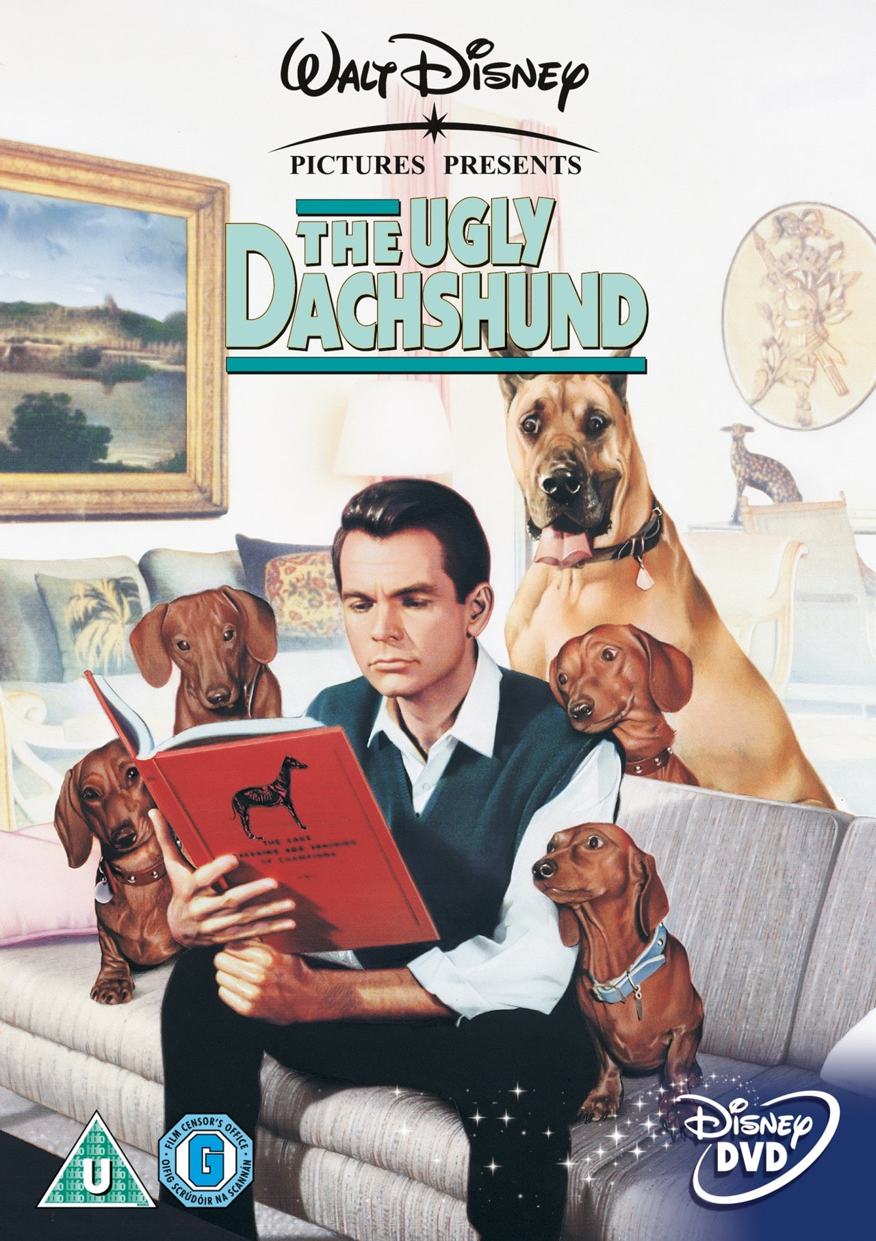The Ugly Dachshund - 1