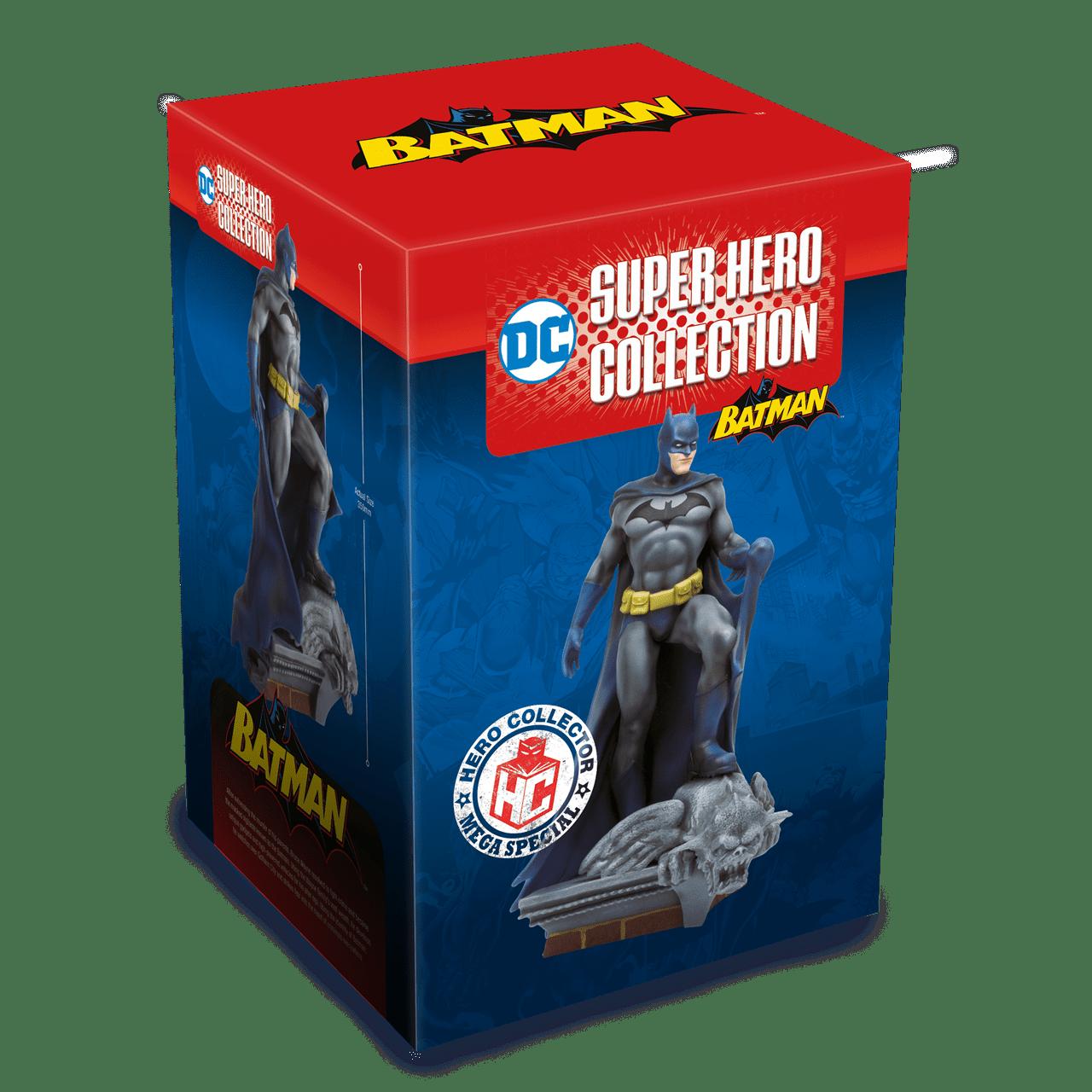 Batman on Roof: DC Mega Figurine: Hero Collector - 5