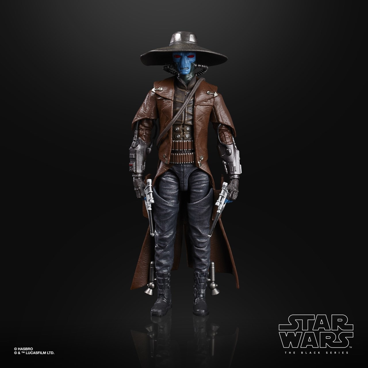 Cad Bane: Clone Wars: The Black Series: Star Wars Action Figure - 3