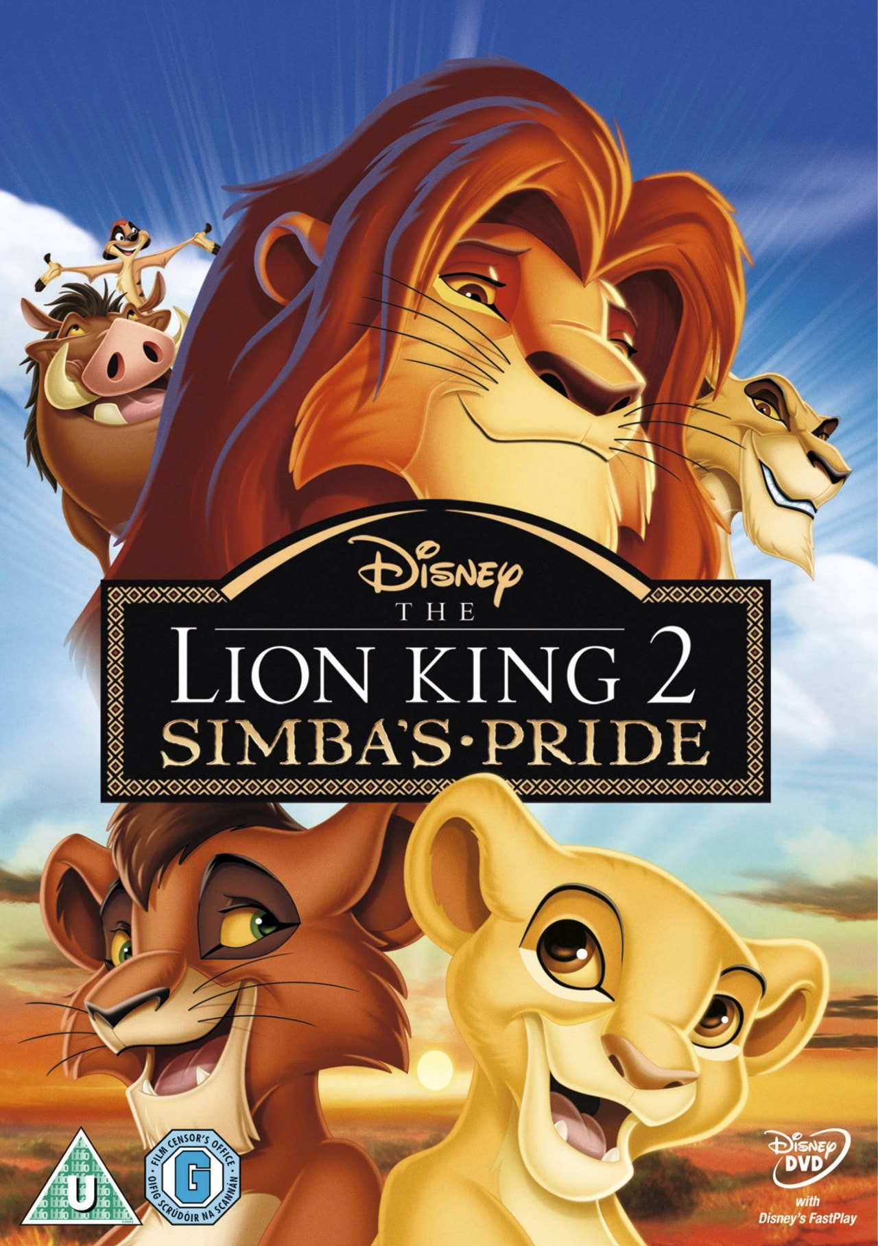 The Lion King 2 - Simba's Pride - 1