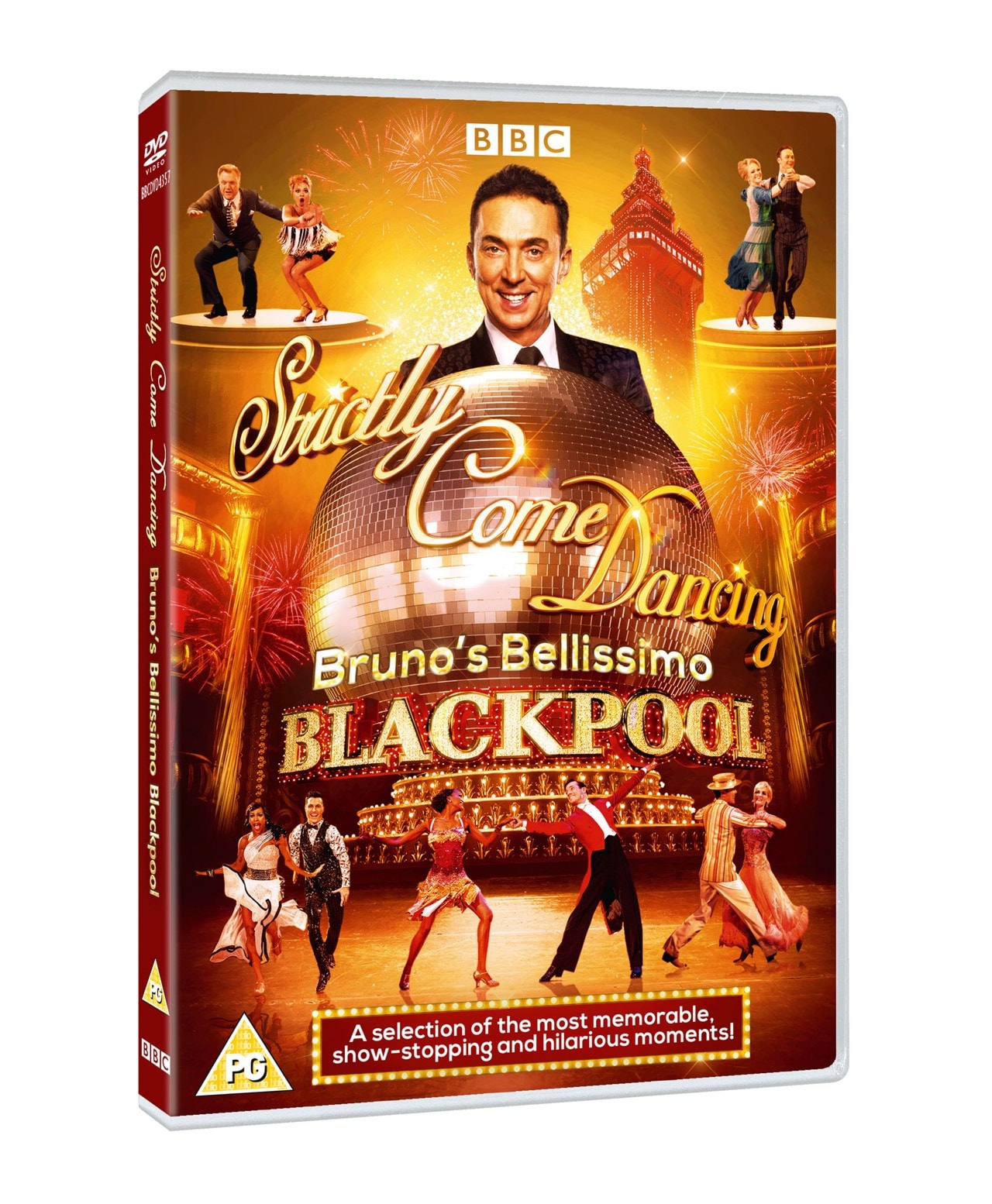 Strictly Come Dancing: Bruno's Bellissimo Blackpool - 2