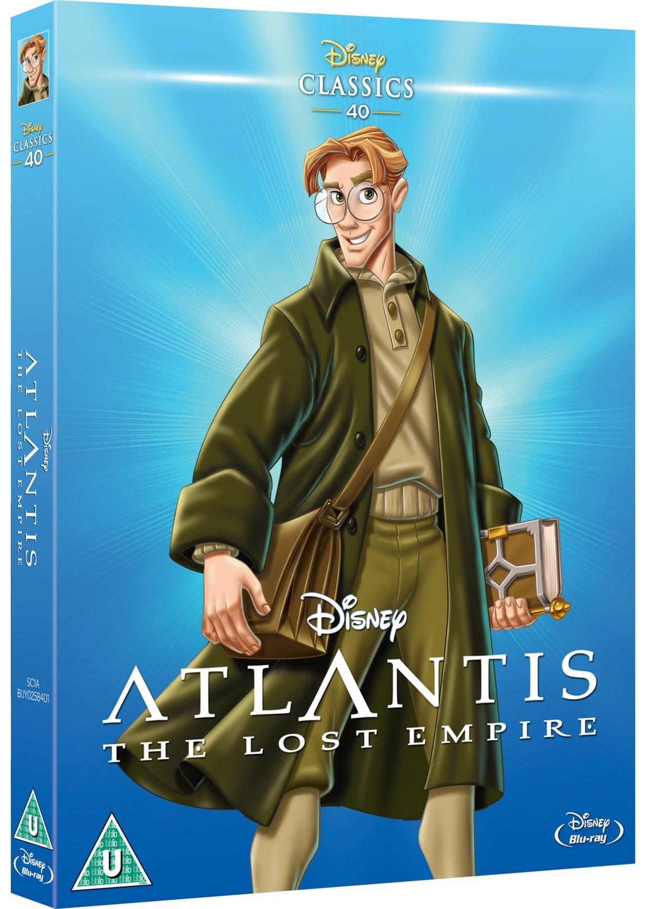 Atlantis - The Lost Empire - 2