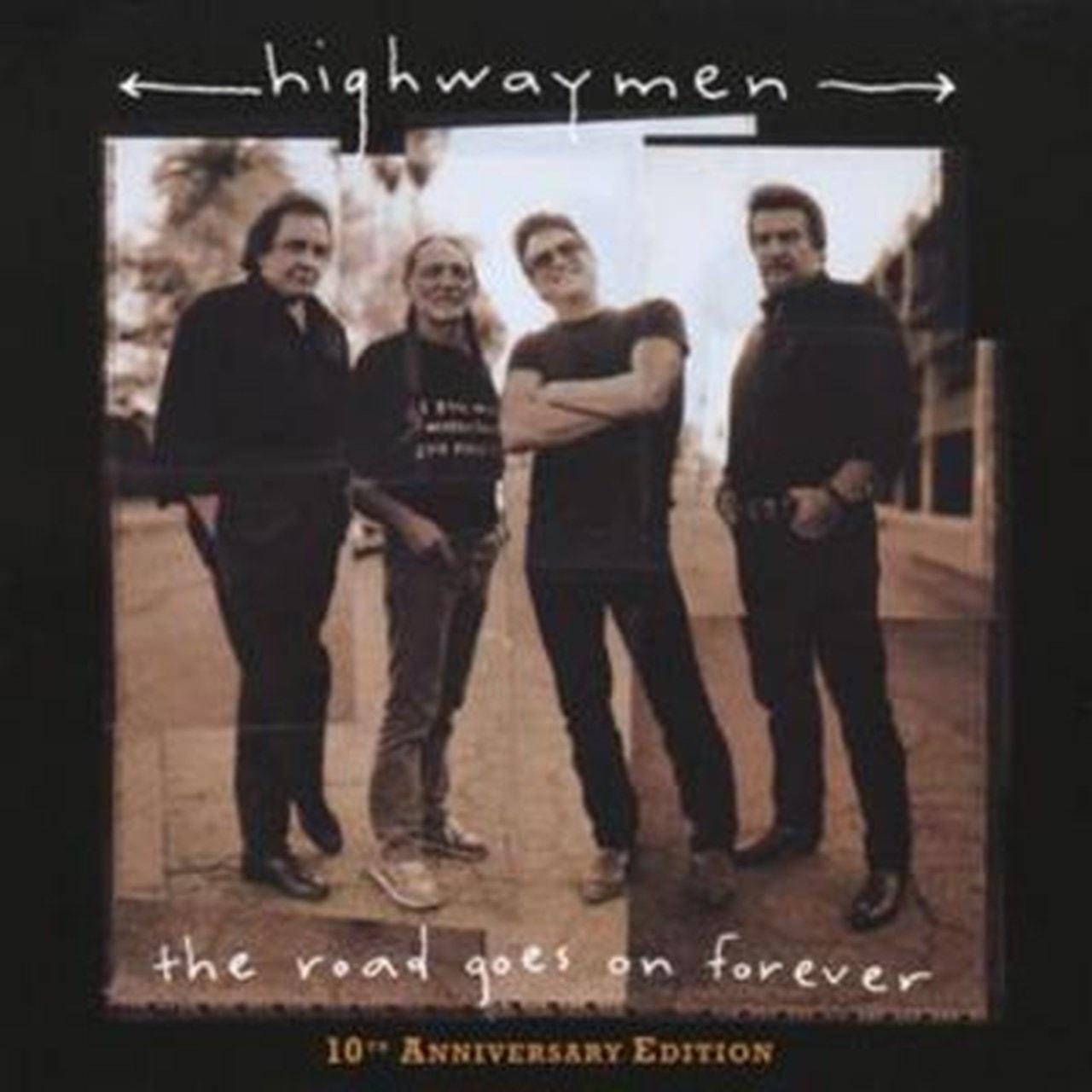 Road Goes On Forever [cd + Bonus Dvd] - 1