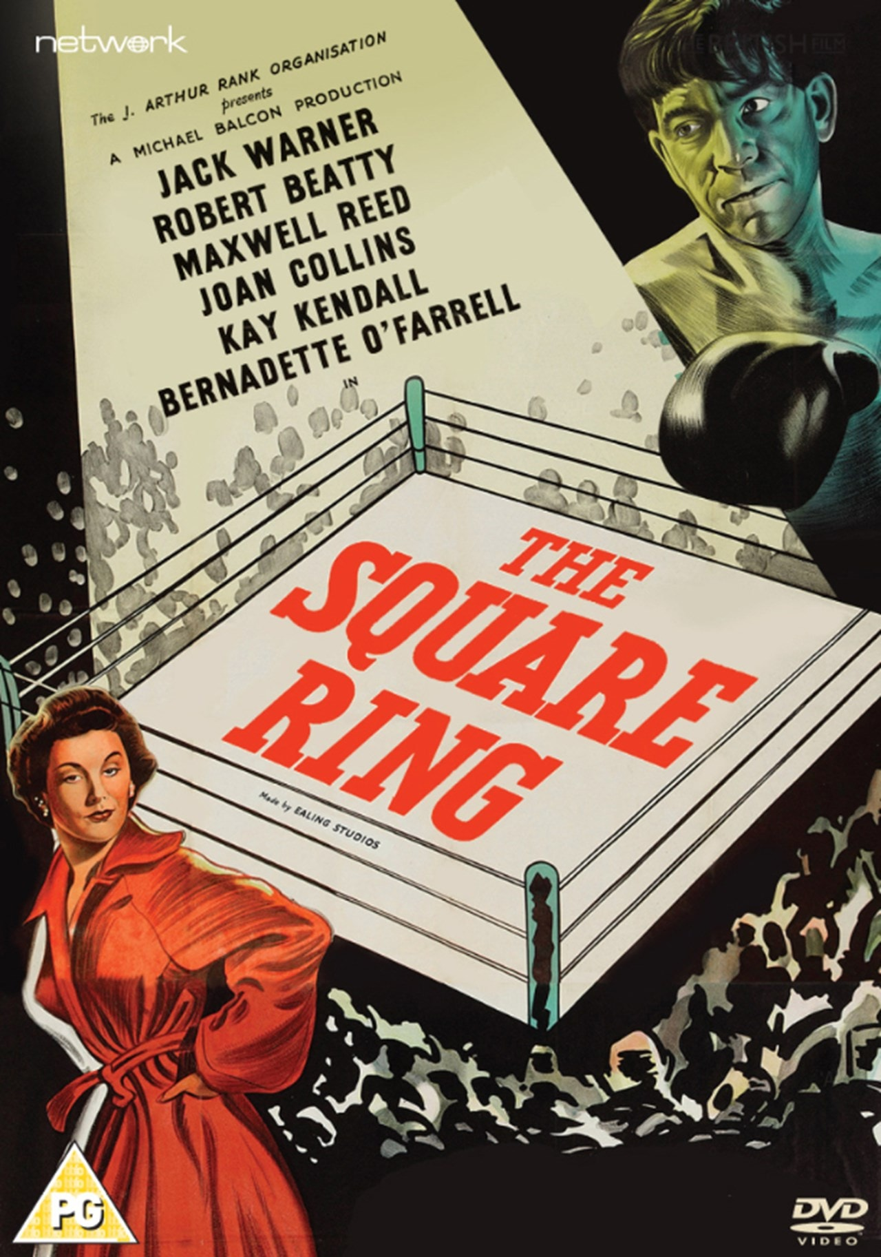The Square Ring - 1