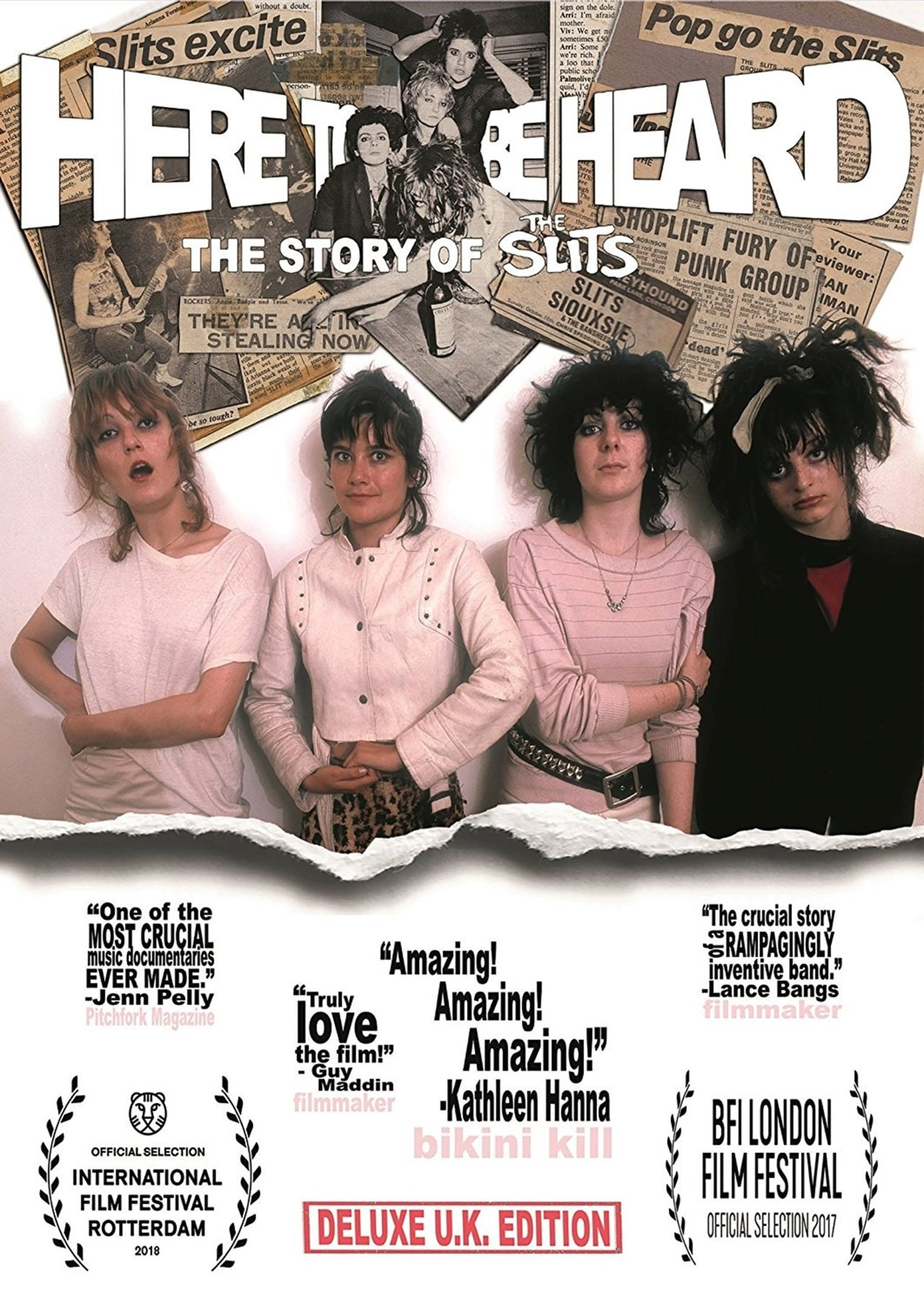 The Slits: Here to Be Heard - The Story of the Slits - 1
