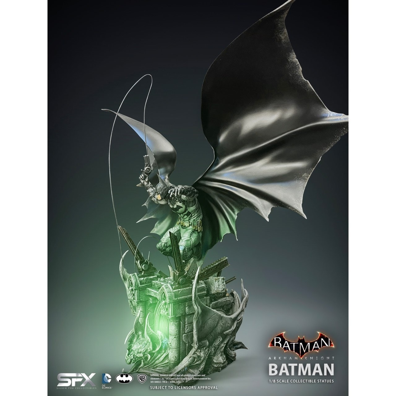 Batman: Arkham Knight Collectible Statue - 3