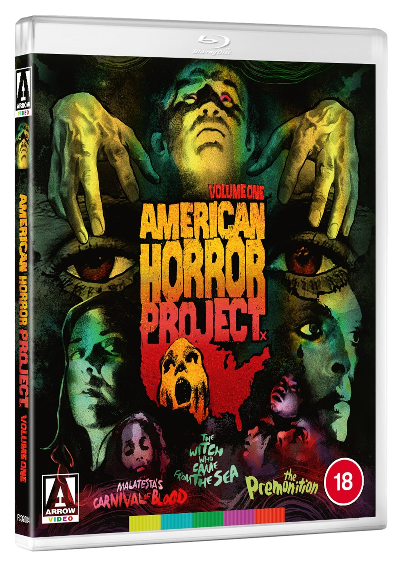 American Horror Project: Volume 1 - 3