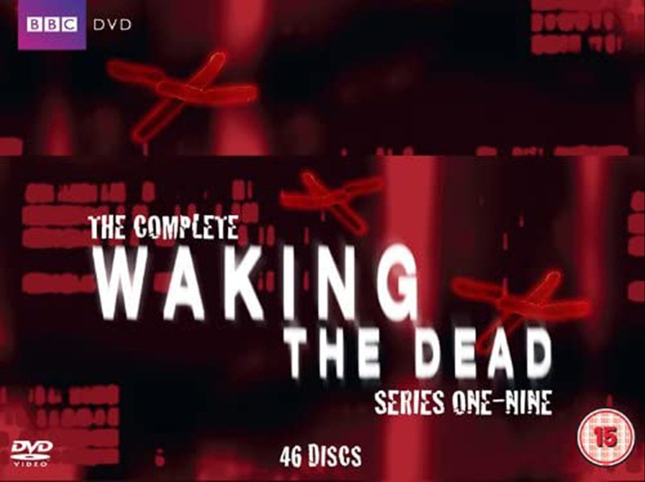 Waking the Dead: Series 1-9 - 1
