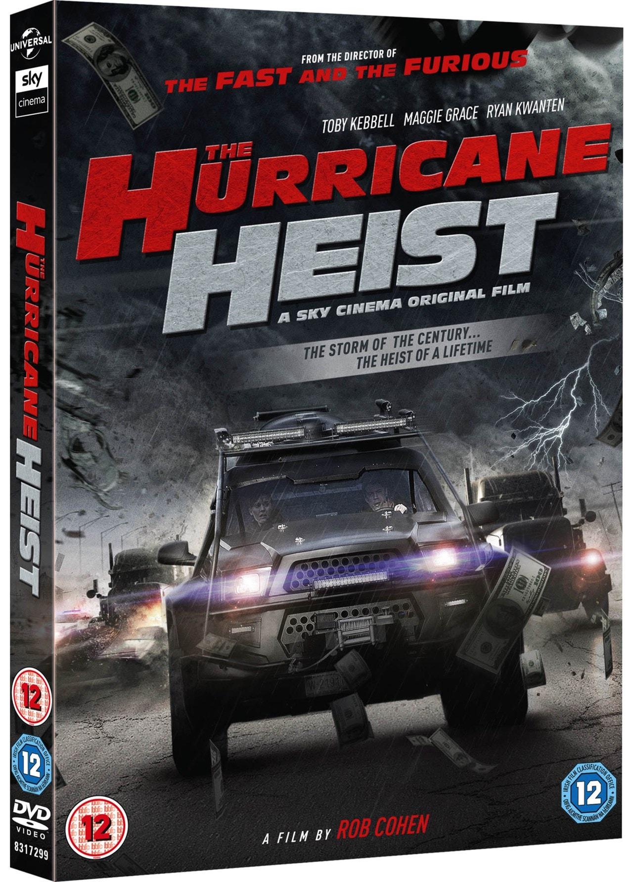 The Hurricane Heist - 2