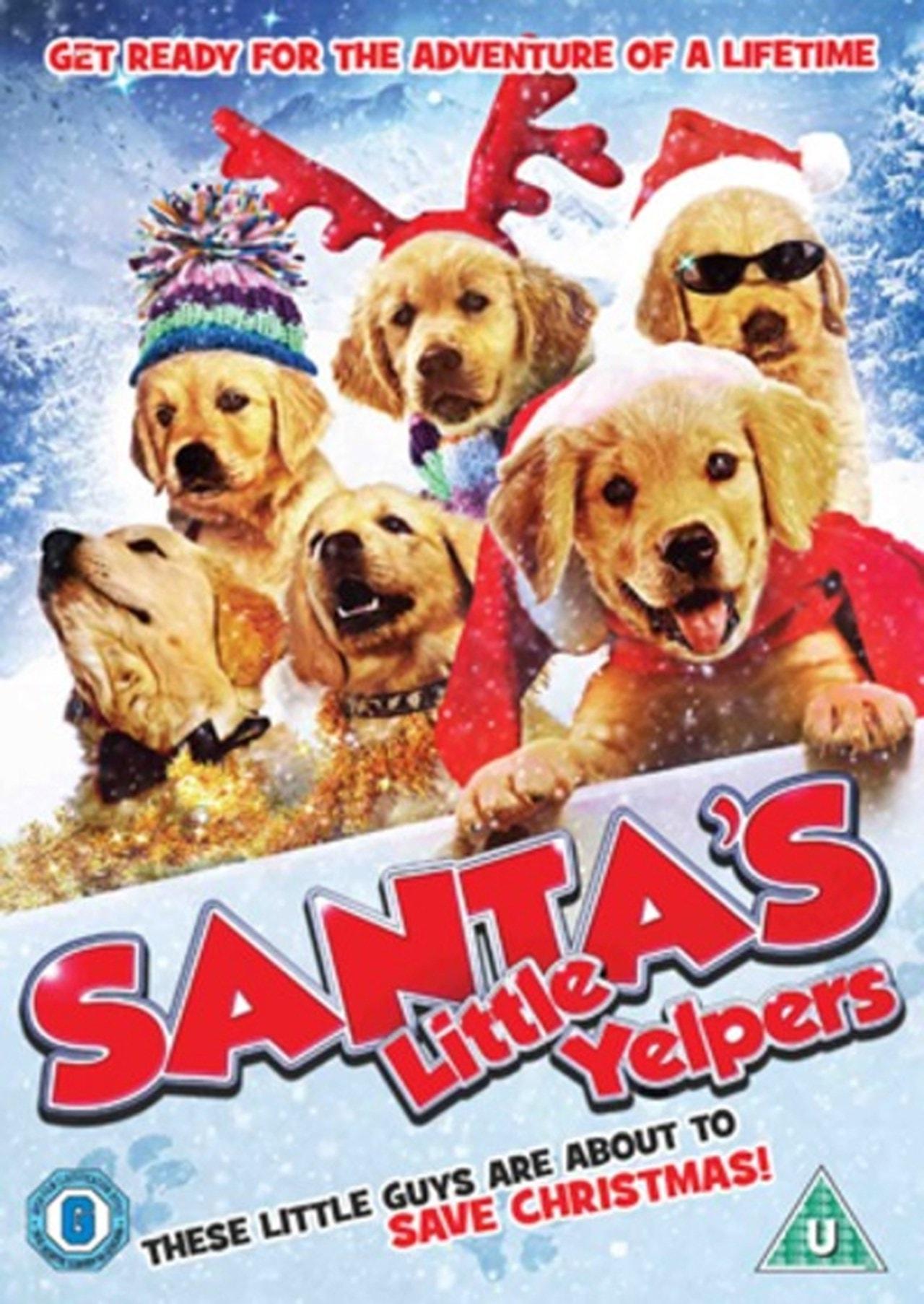 Santa's Little Yelpers - 1