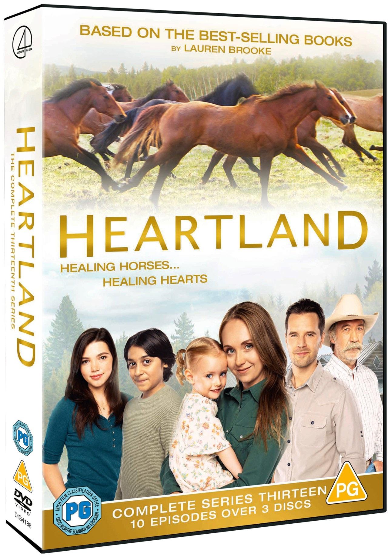 Heartland: The Complete Thirteenth Season - 2