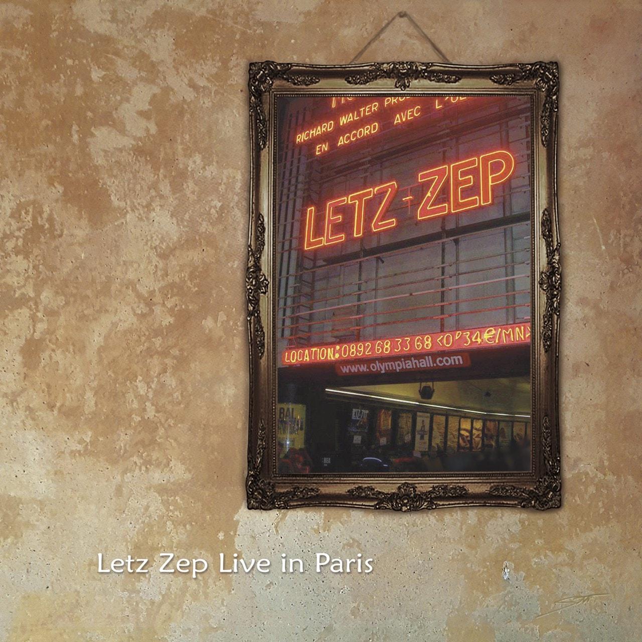 Letz Zep - Live in Paris - 1