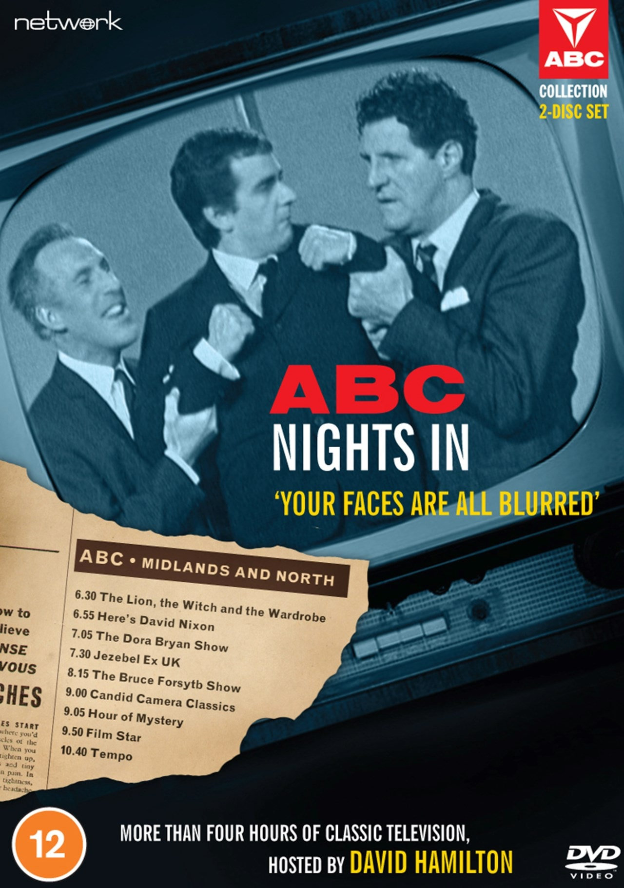 ABC Nights In: Your Faces Are All Blurred - 1
