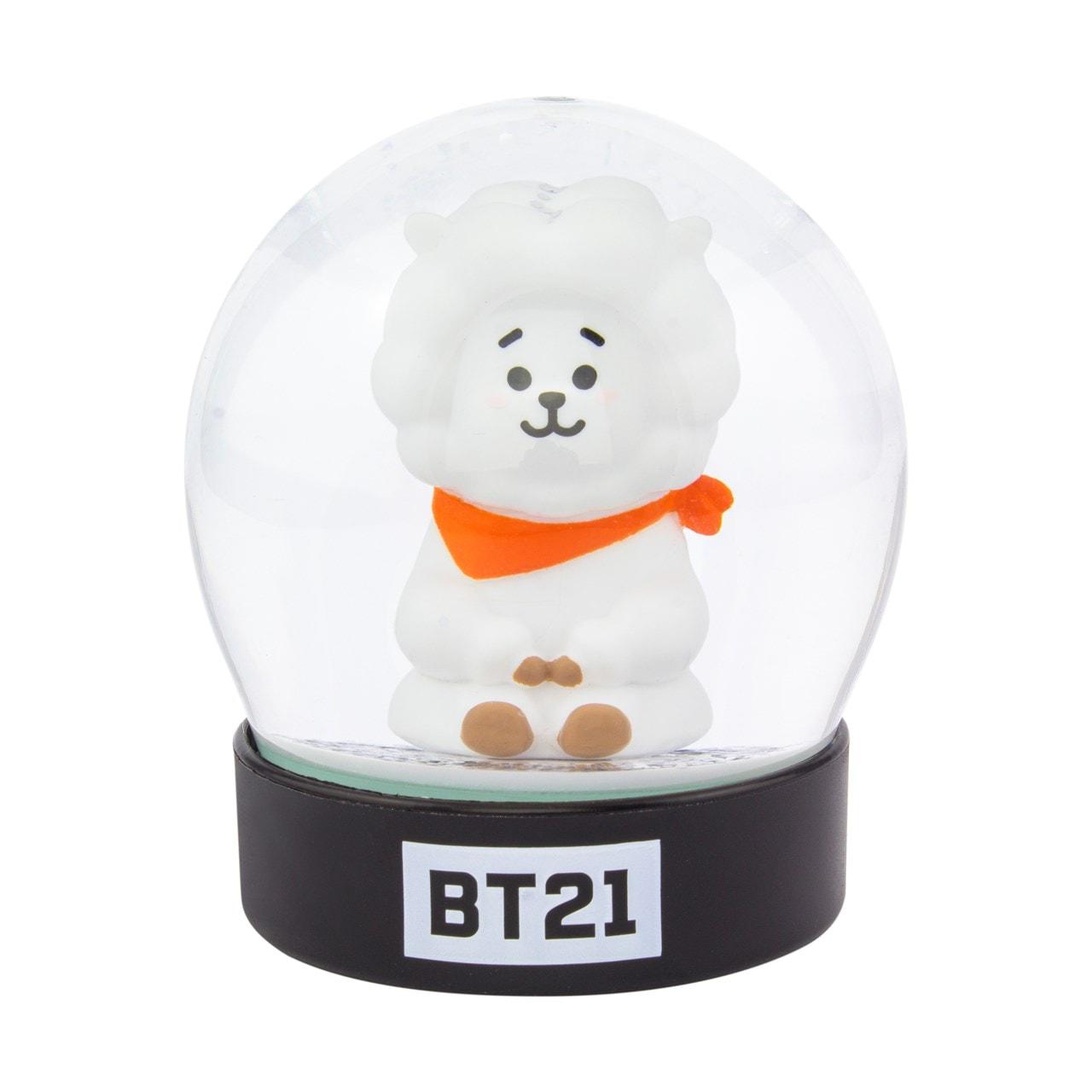 BT21 RJ Snow Globe - 1