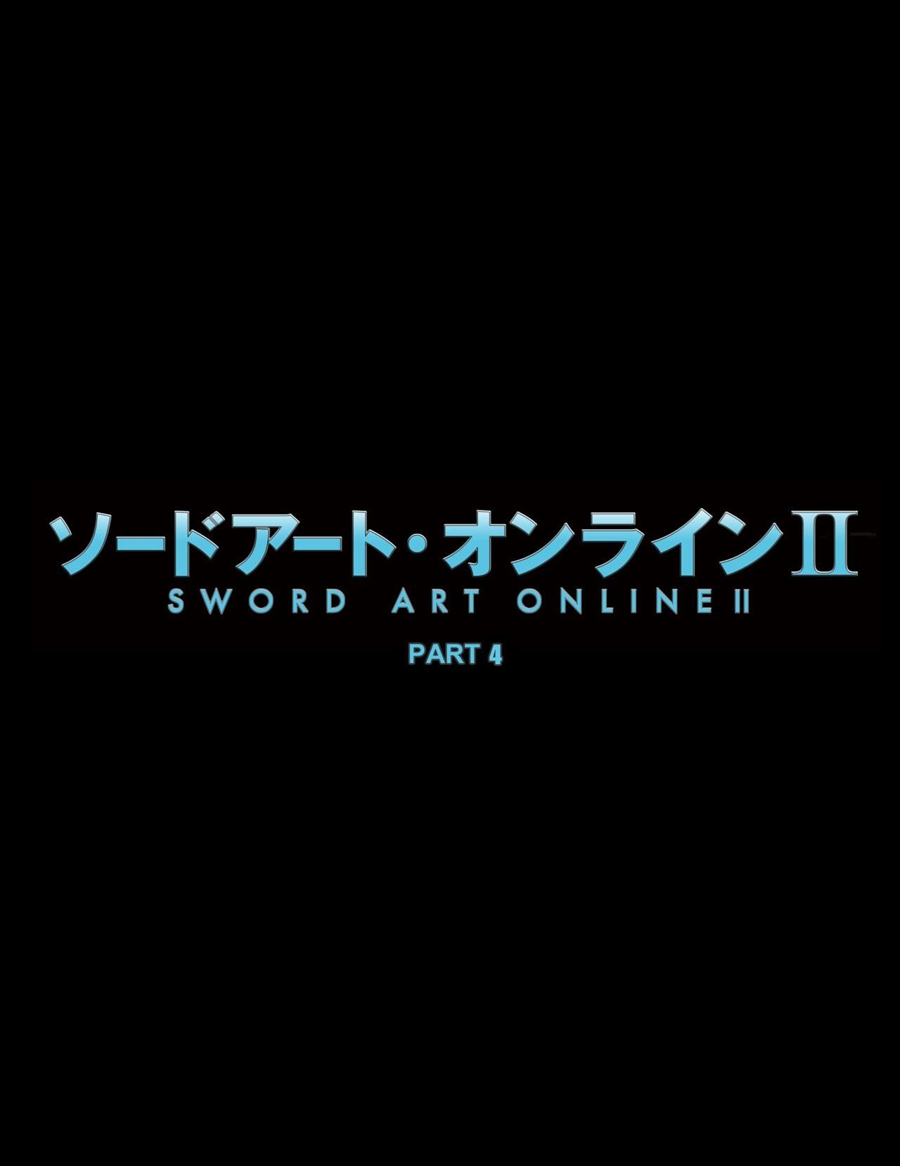 Sword Art Online: Season 2 Part 4 - 1