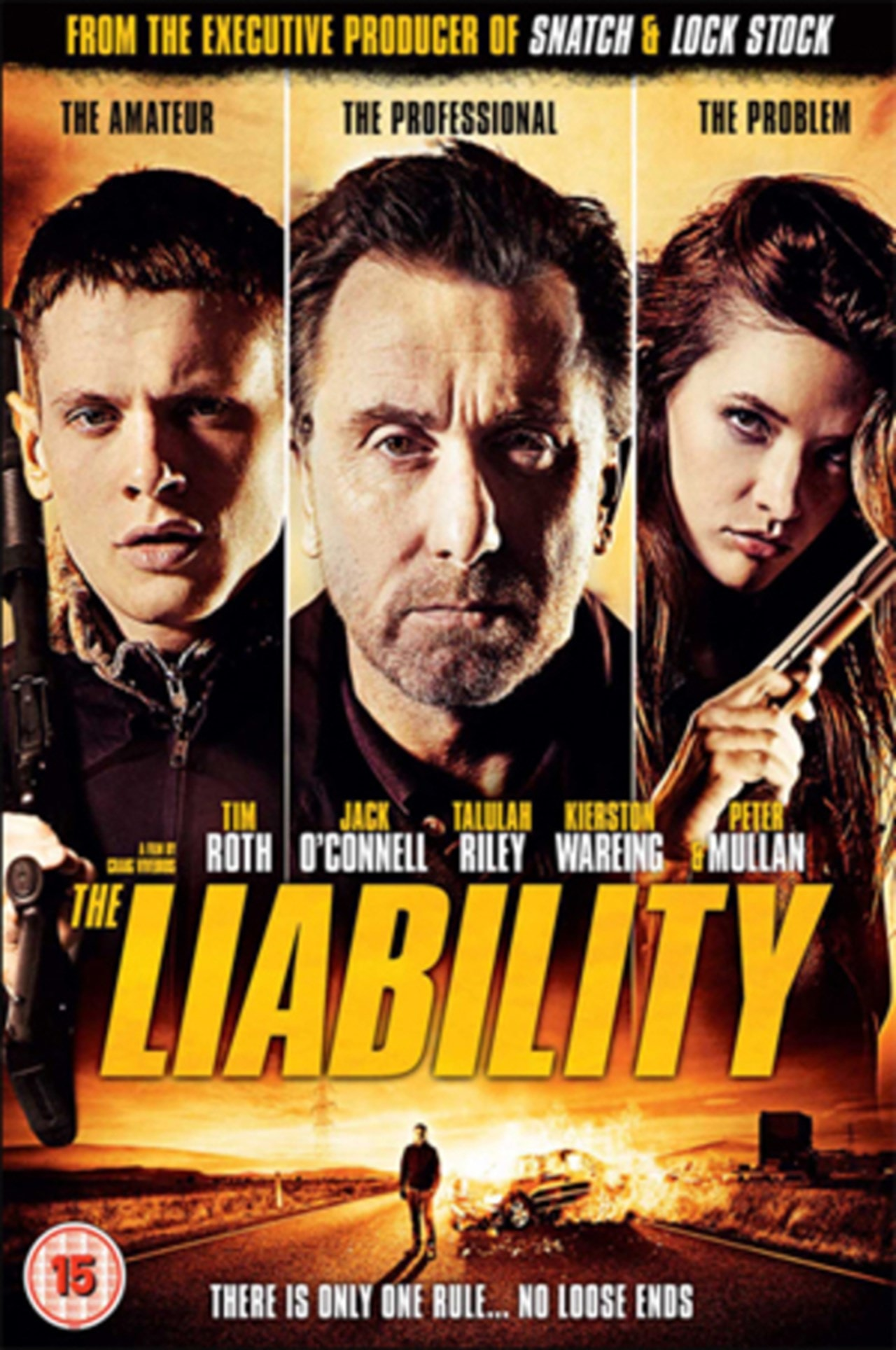 The Liability - 1