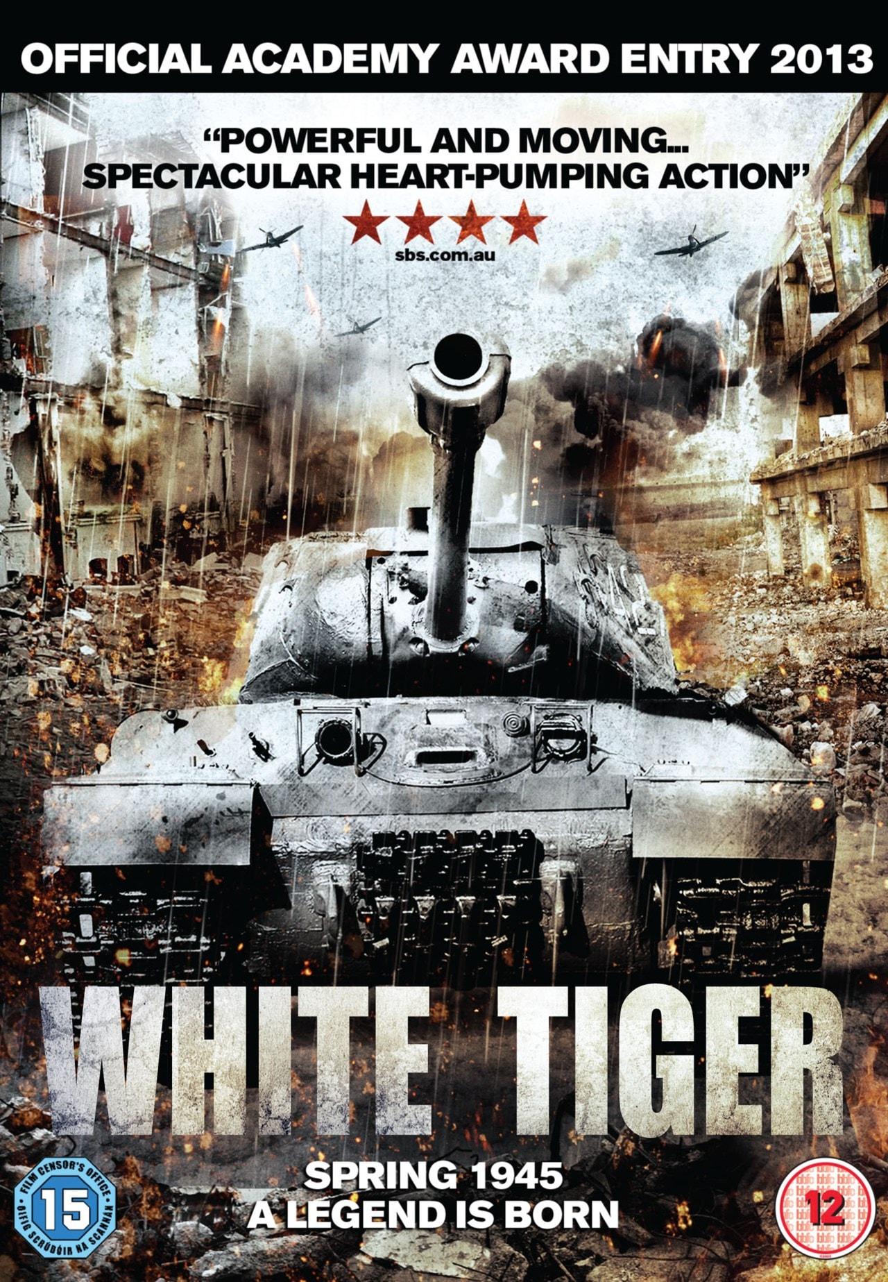 White Tiger - 1