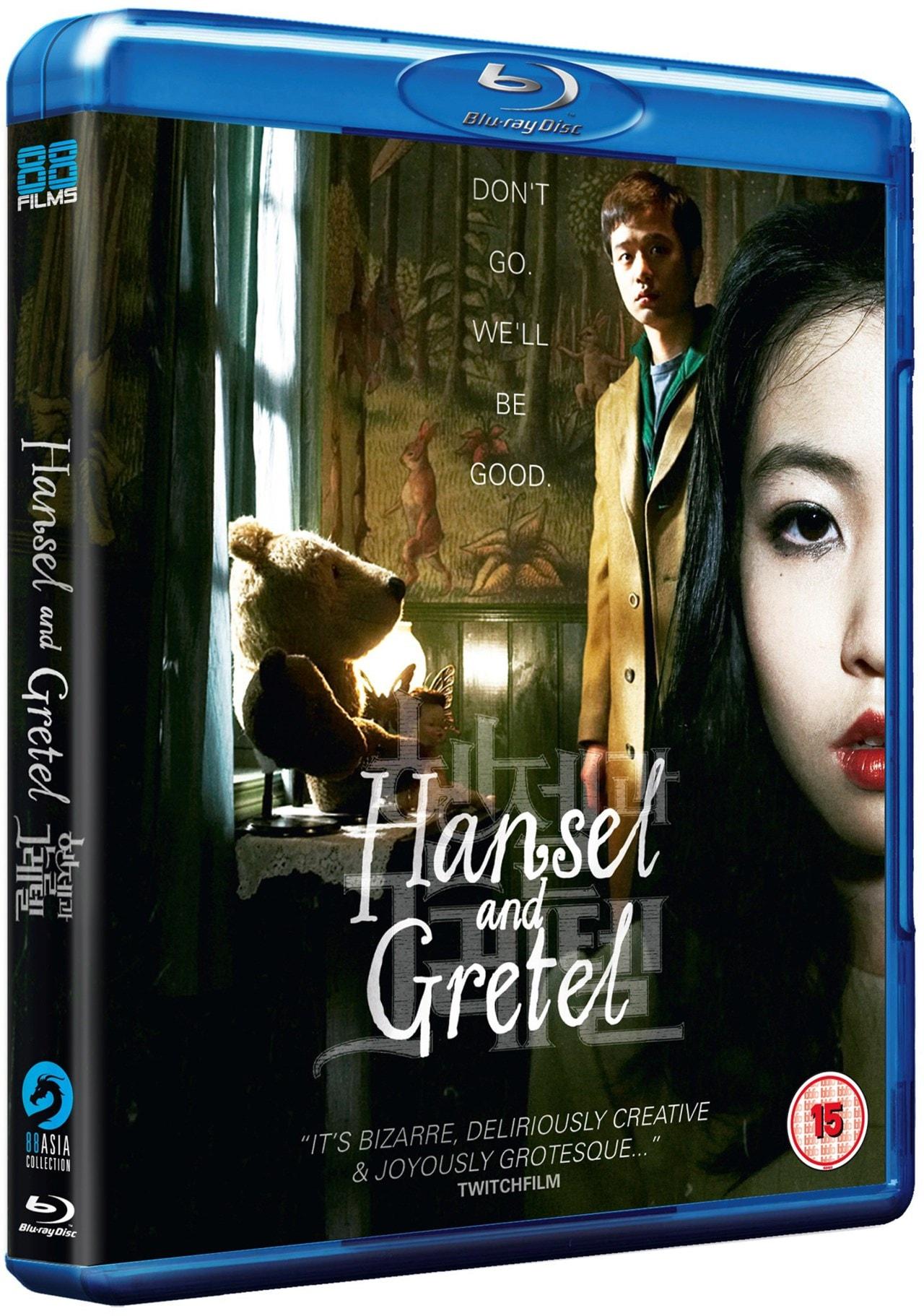 Hansel and Gretel - 2