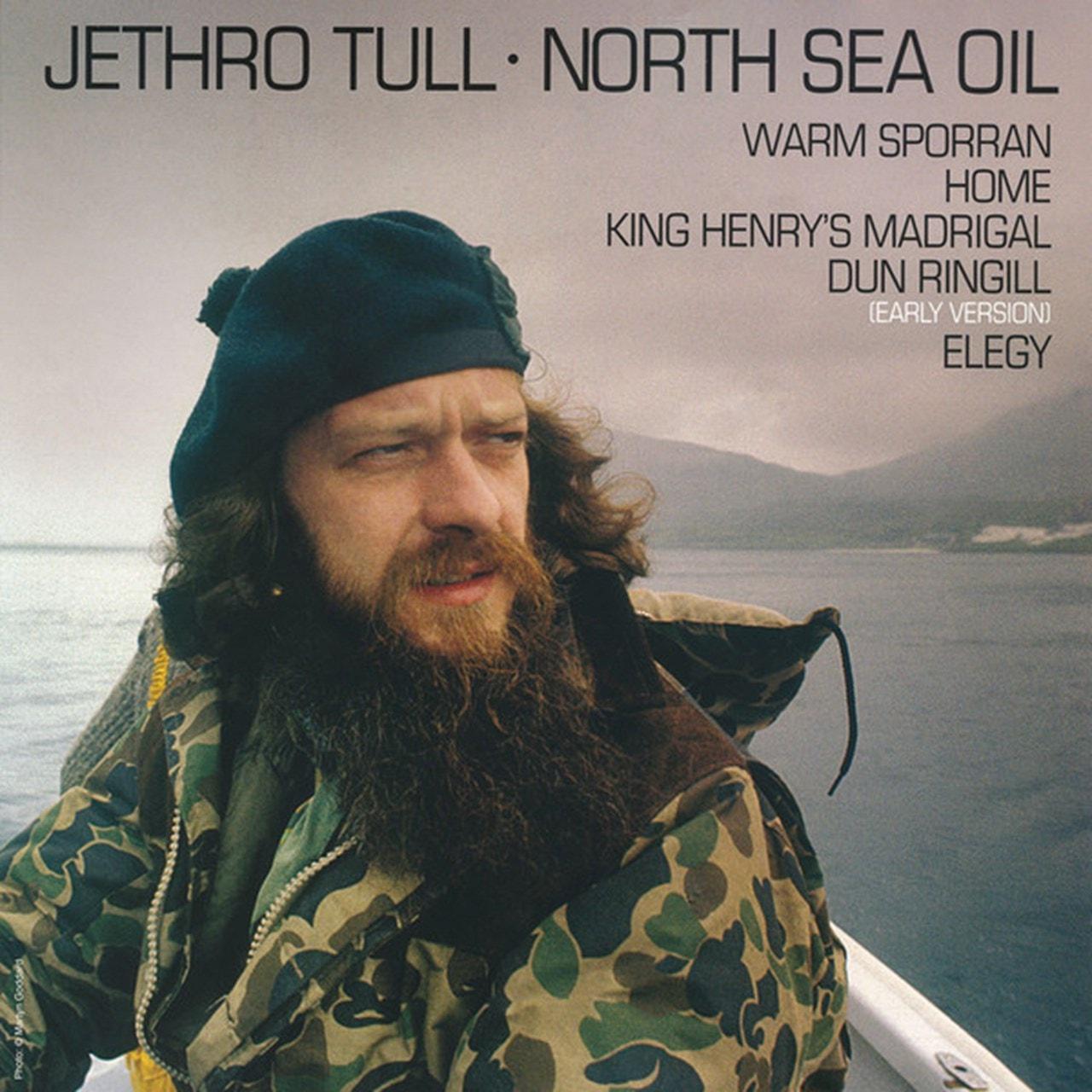 North Sea Oil - 1