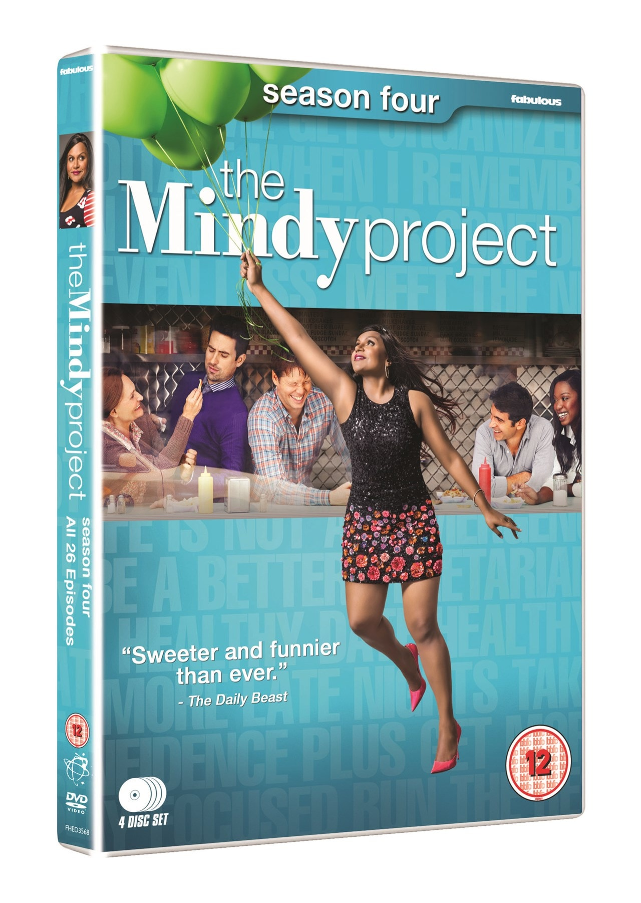 The Mindy Project: Season 4 - 2