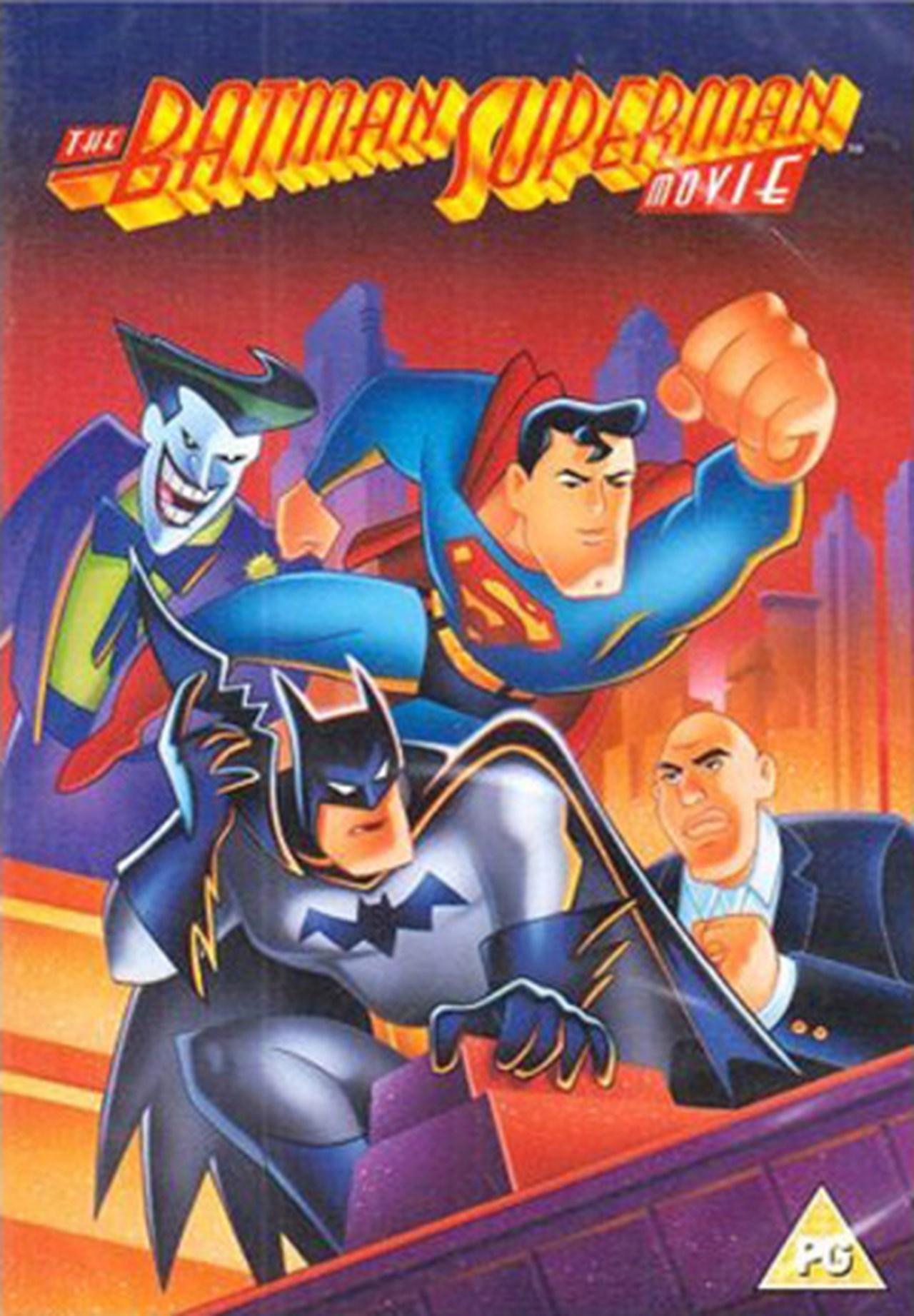 The Batman Superman Movie - 1