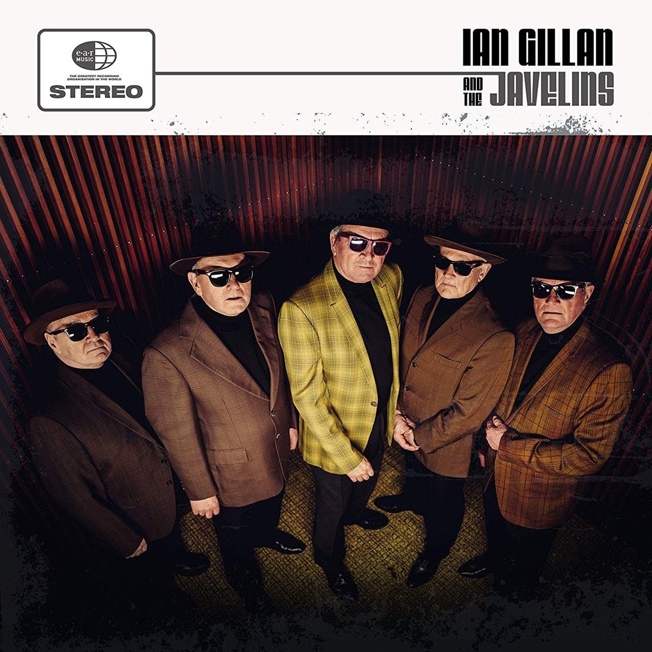 Ian Gillan and the Javelins - 1