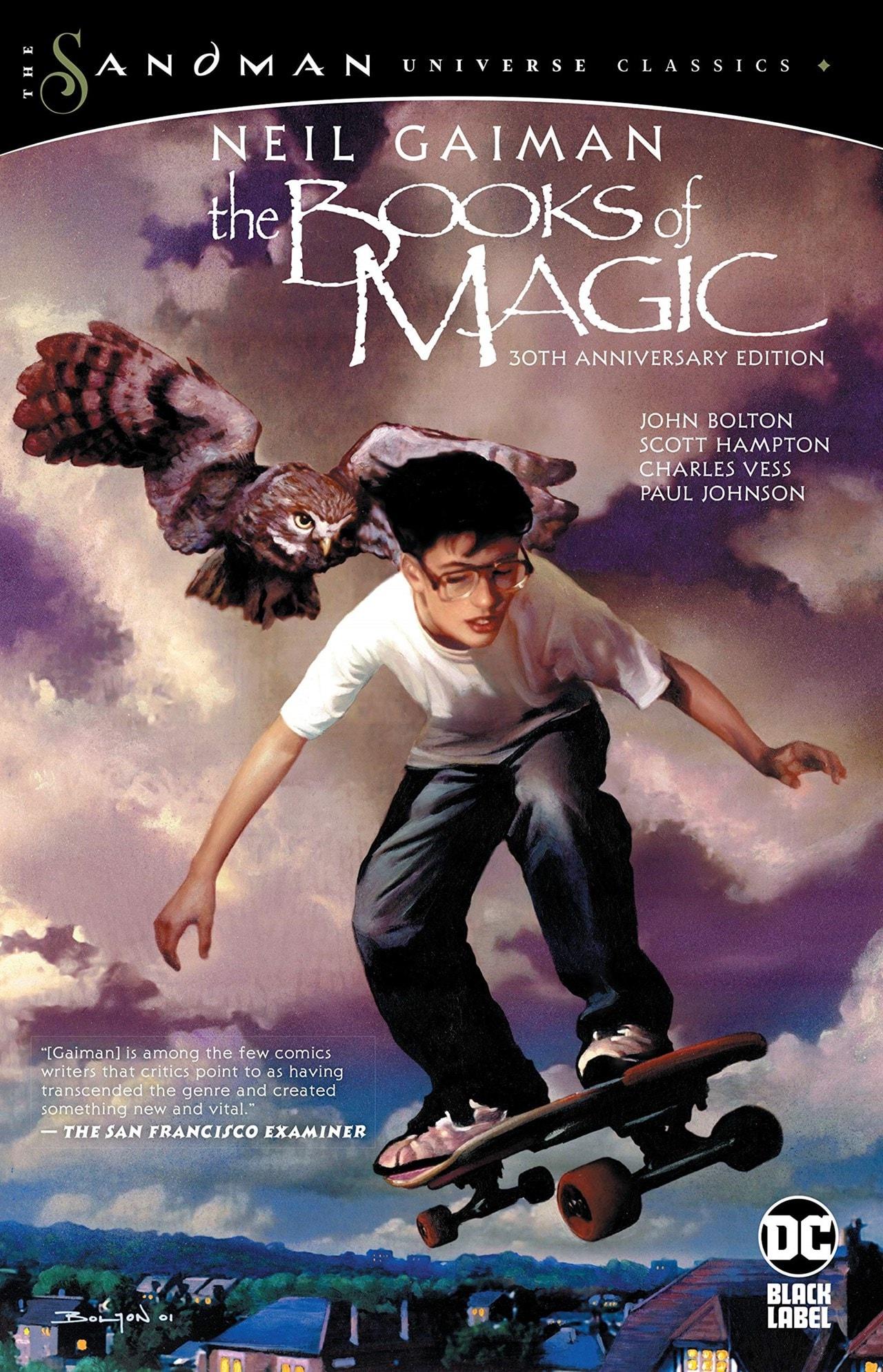 The Books Of Magic: 30th Anniversary Edition - 1