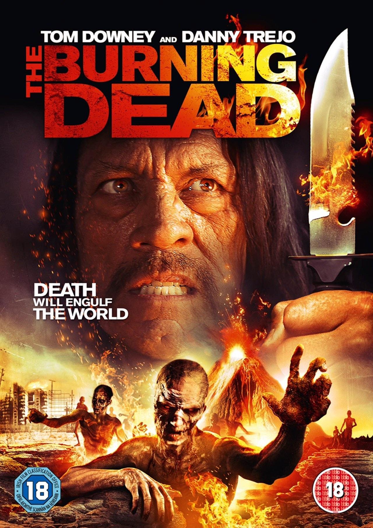 The Burning Dead - 1