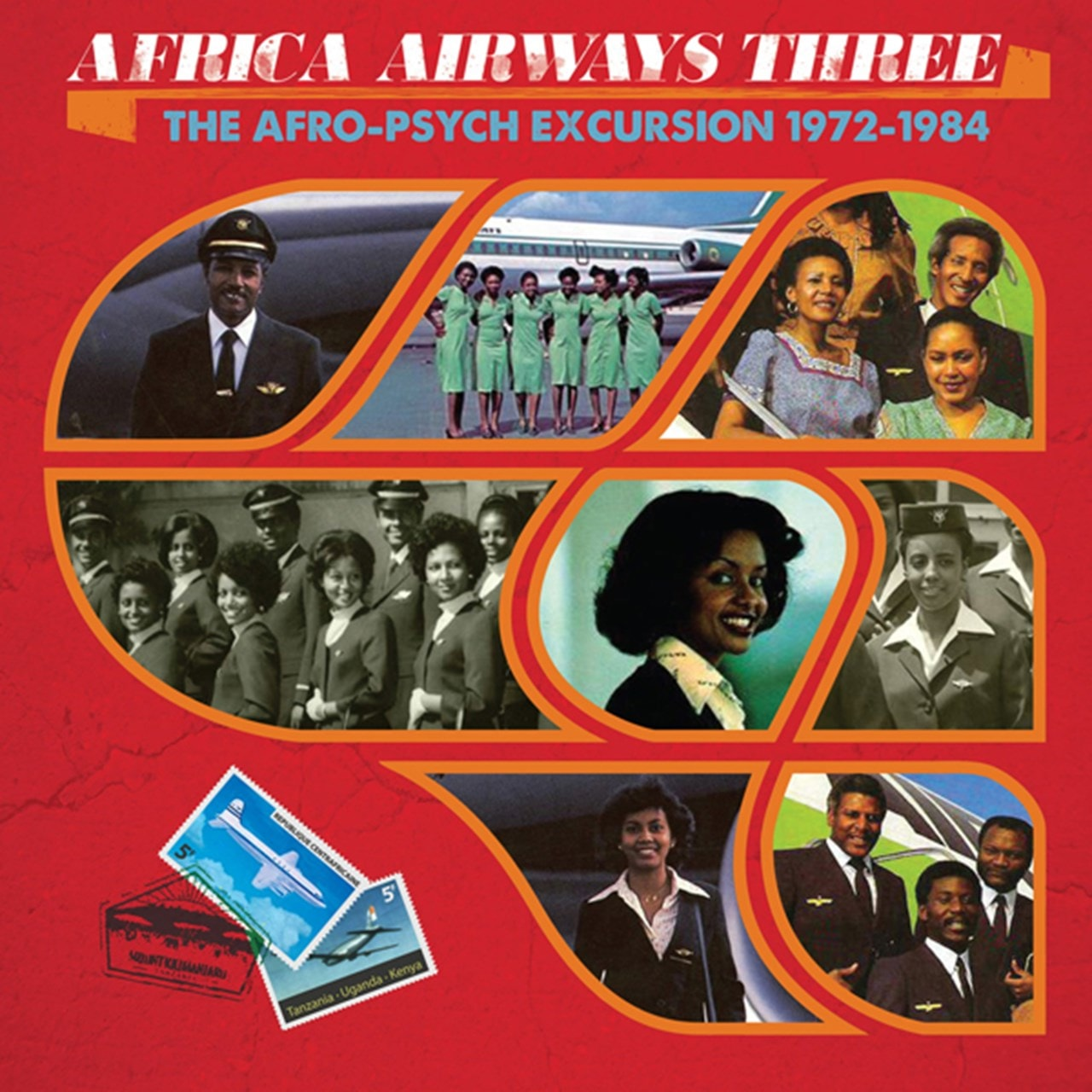 Africa Airways Three: The Afro-Psych Excursion 1972-1984 - 1