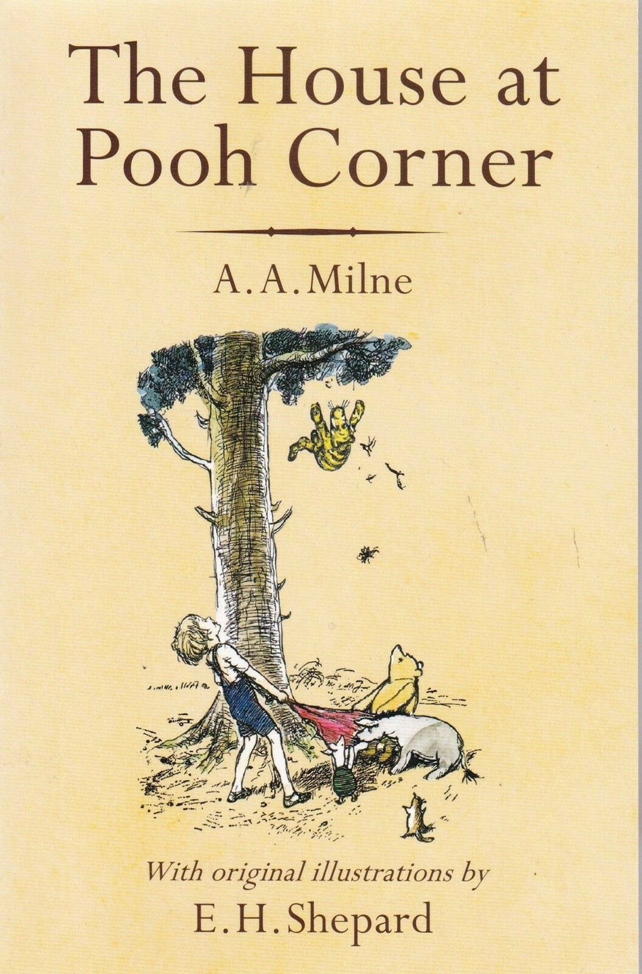 The House At Pooh Corner - 1