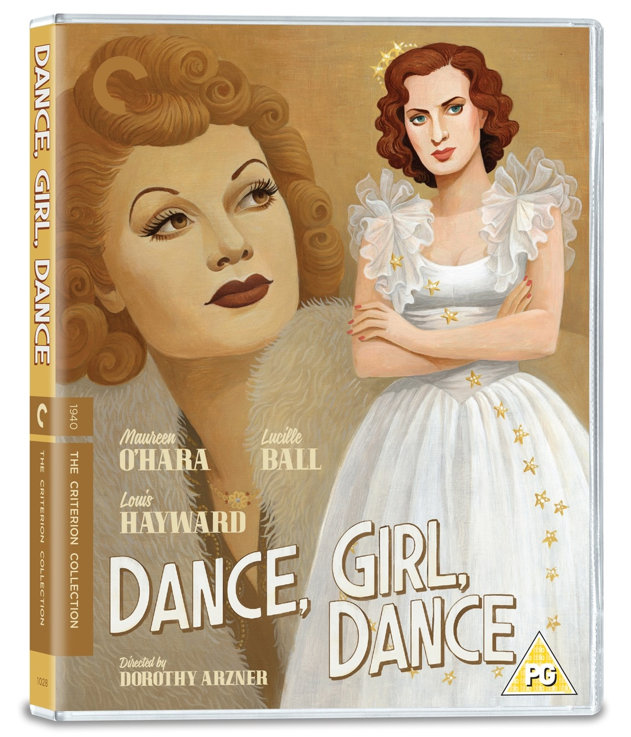 Dance, Girl, Dance - The Criterion Collection - 2