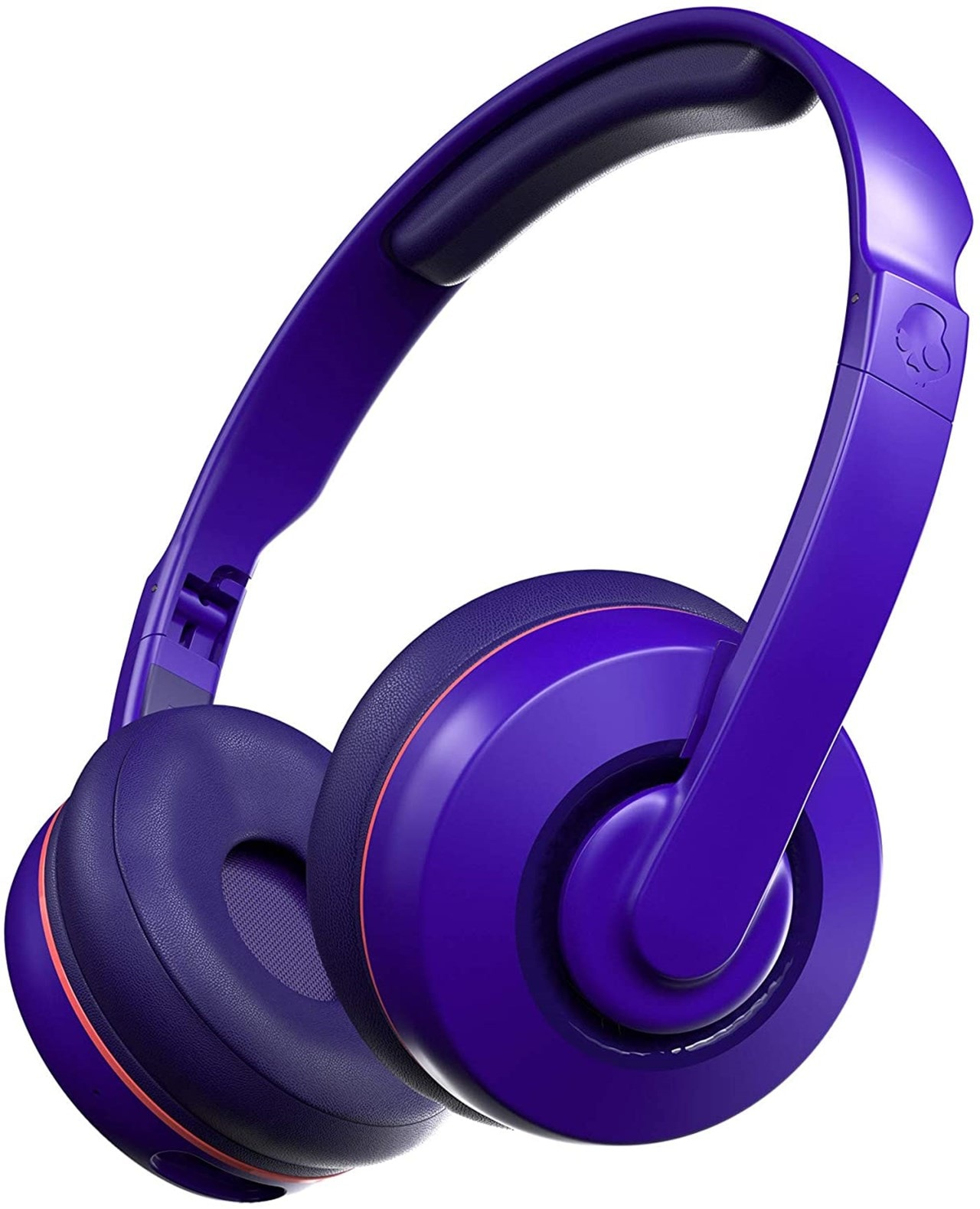 Skullcandy Cassette Retro Surf Purple Bluetooth Headphones - 1