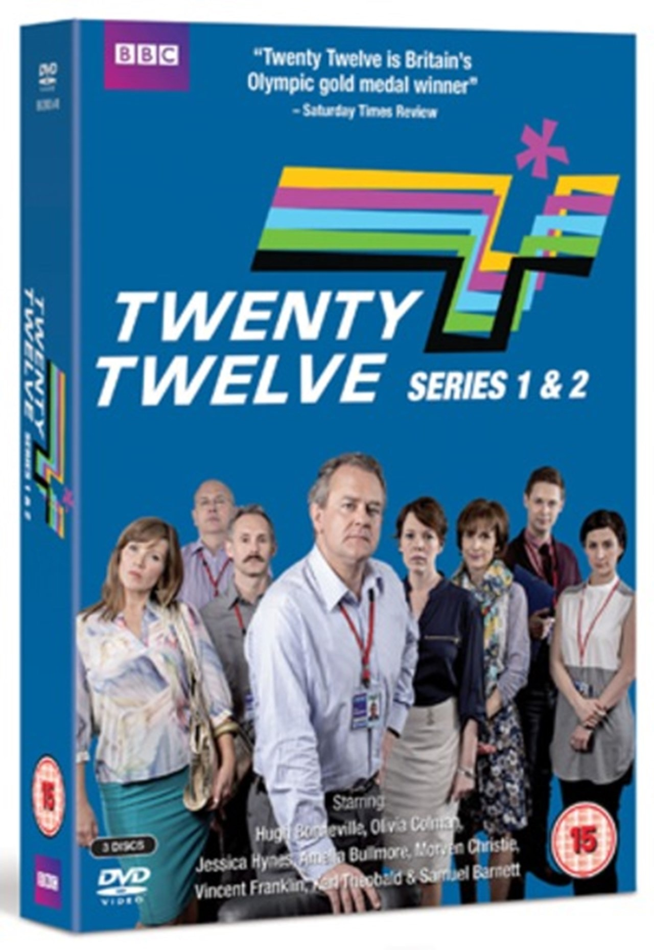 Twenty Twelve: Series 1 and 2 - 1